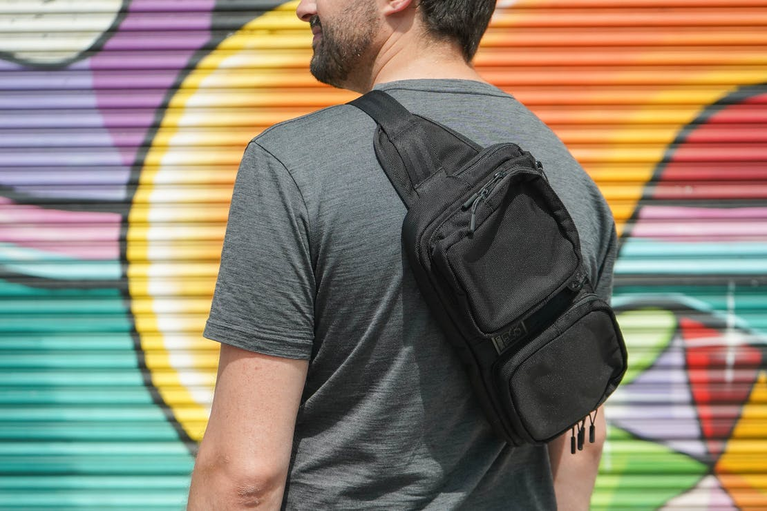 Chome Industries MXD Notch Sling Bag in Detroit