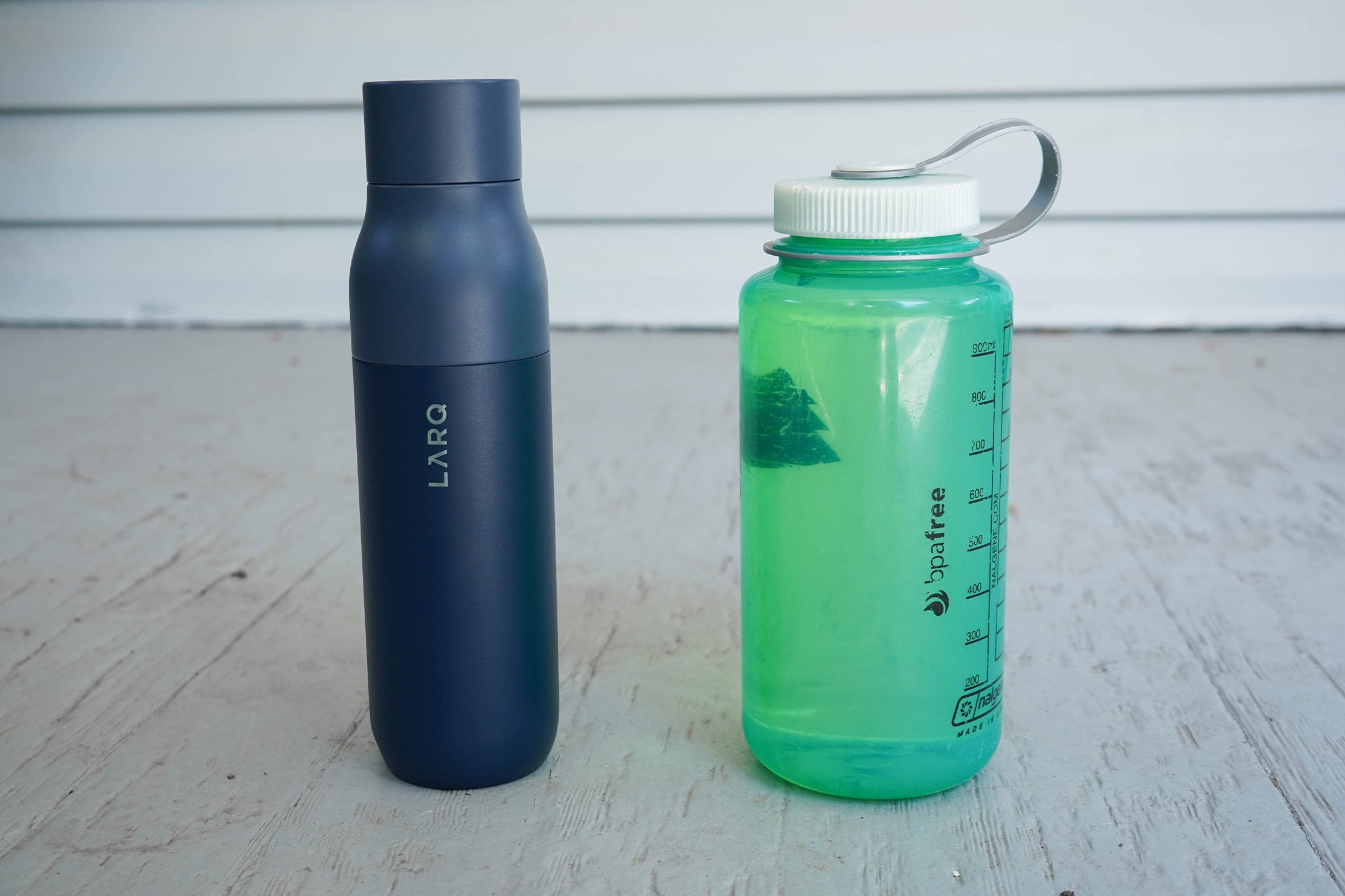 LARQ Water Bottle Vs 32oz
