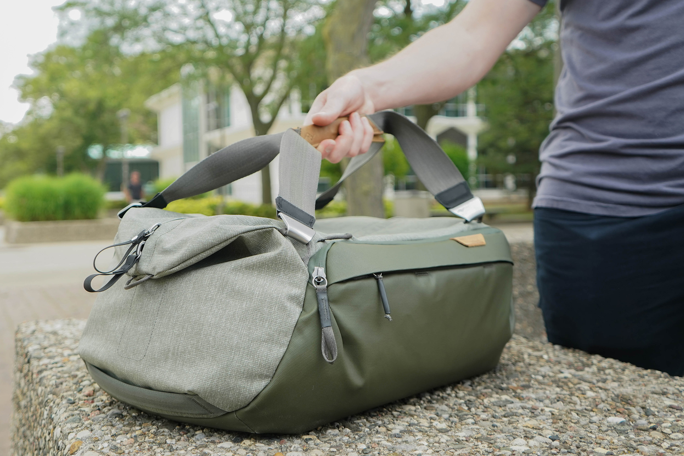 Peak Design Travel Duffel In Detroit