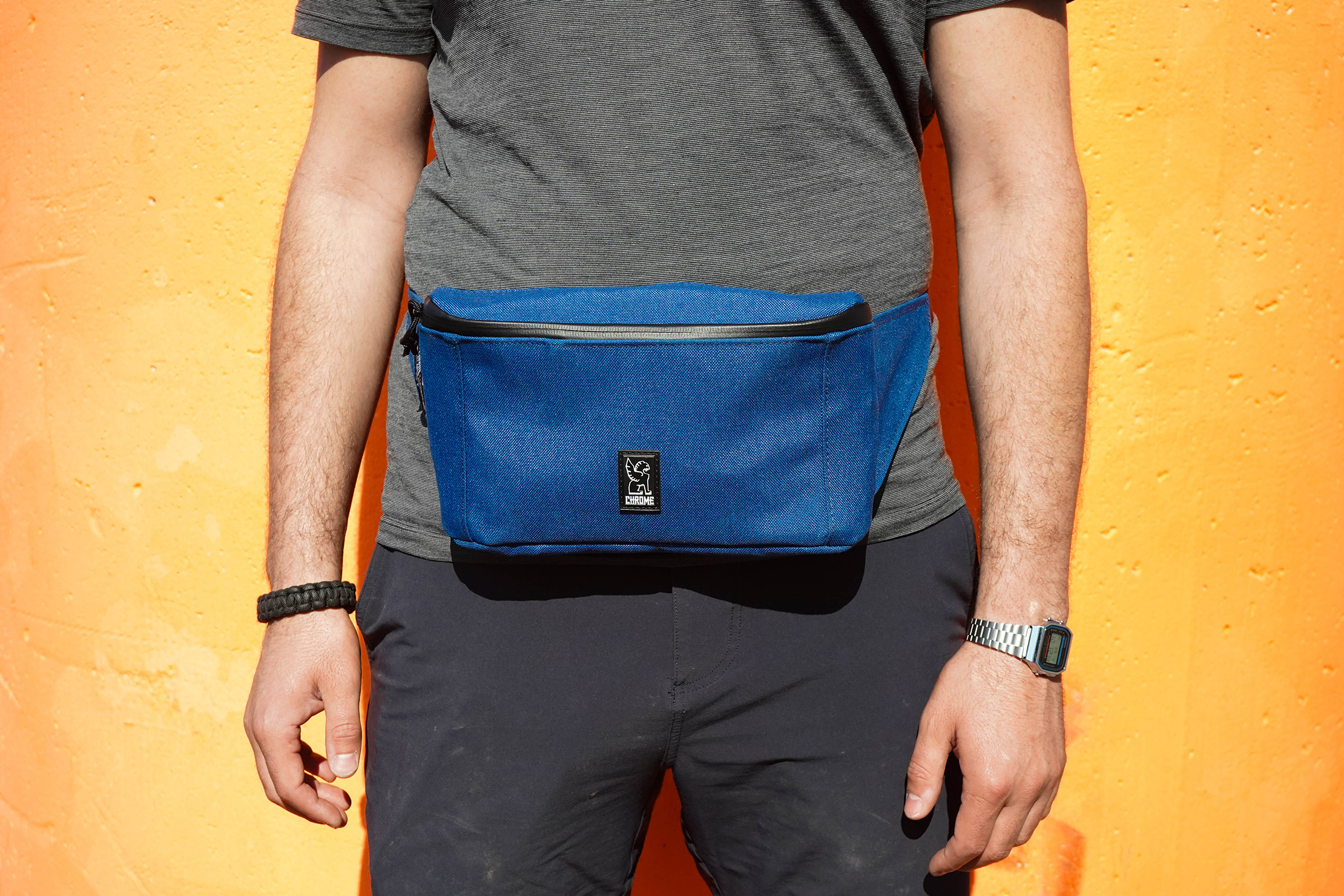 Chrome Cardiel Shank Hip Pack