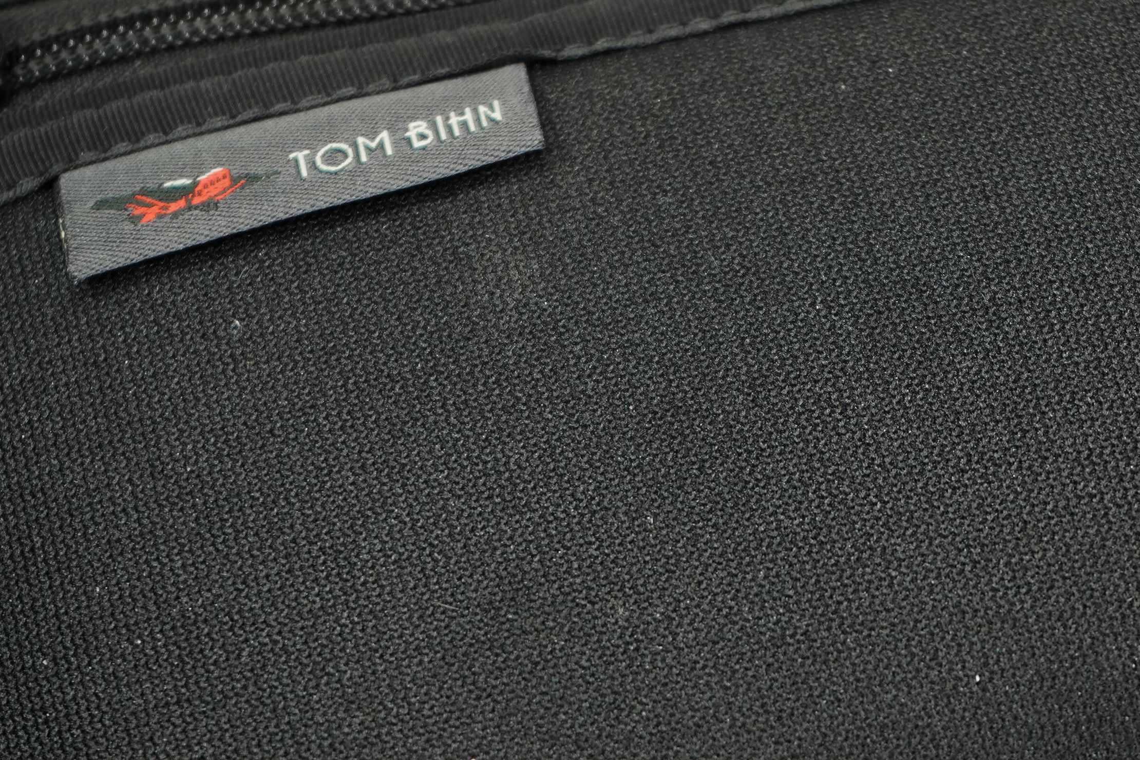 Tom Bihn Padded Organizer Pouch Materials