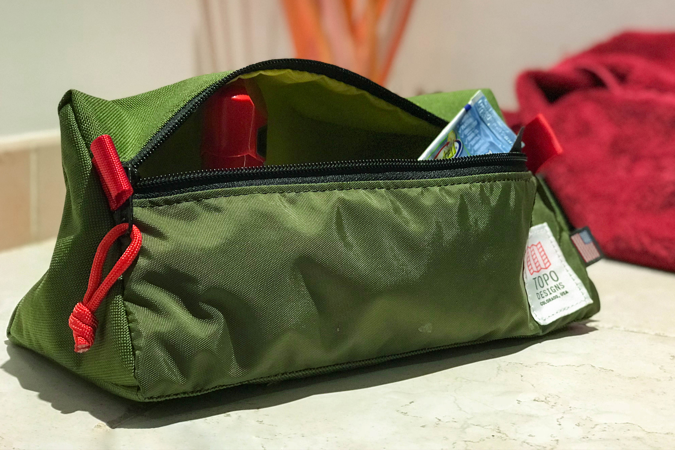 Topo Designs Dopp Kit Toiletries