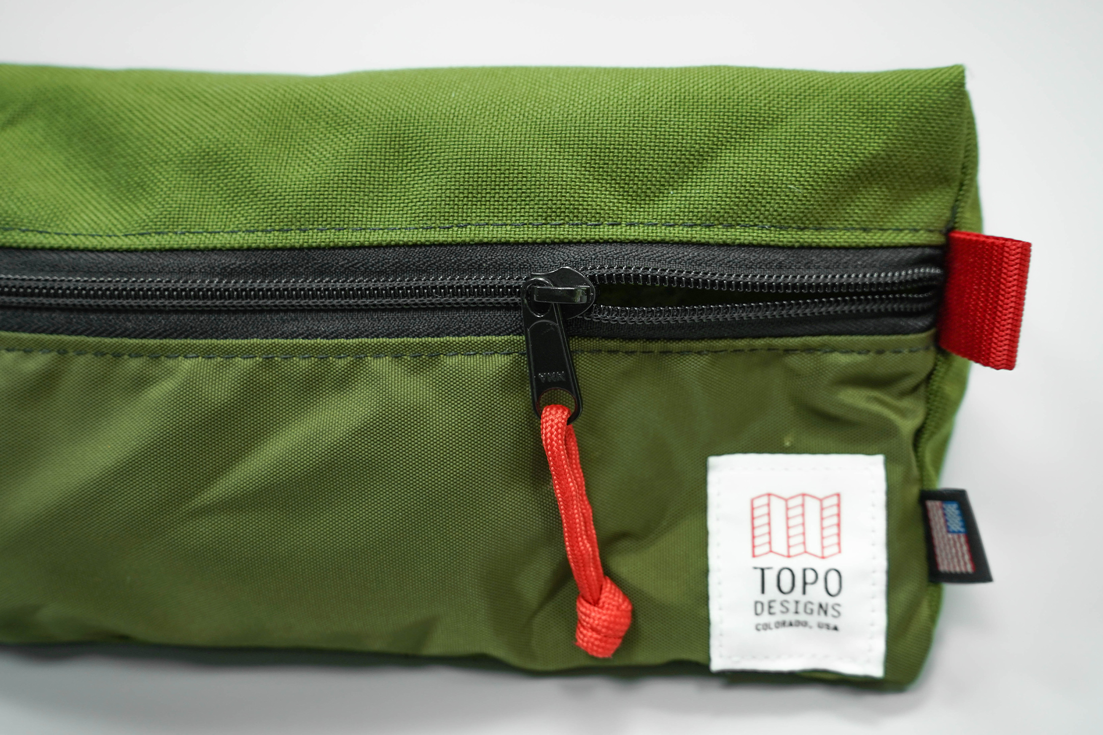 Topo Designs Dopp Kit Zipper
