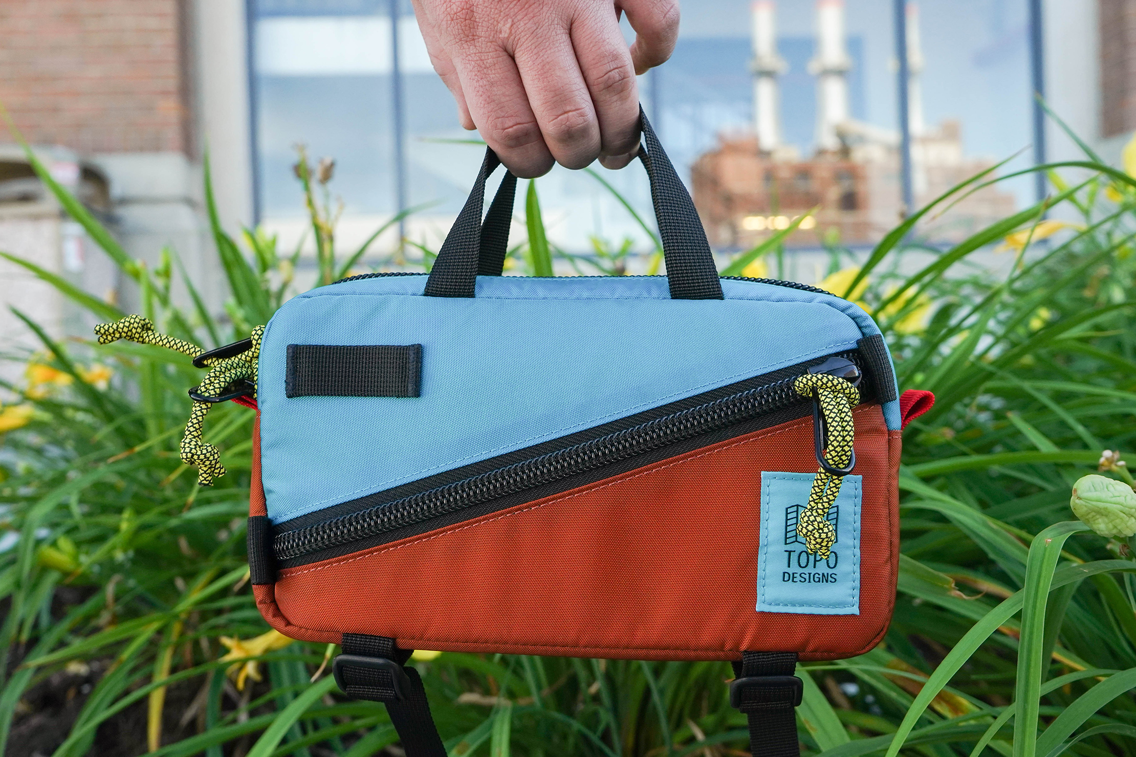 Topo Designs Mini Quick Pack Top Handle