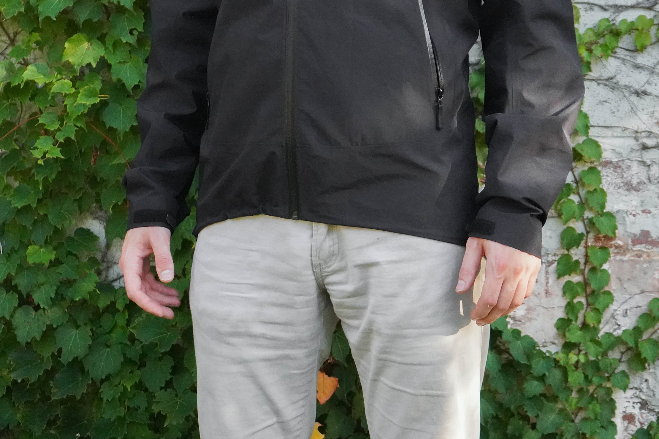 Arc'teryx Zeta SL Jacket Length On Hips