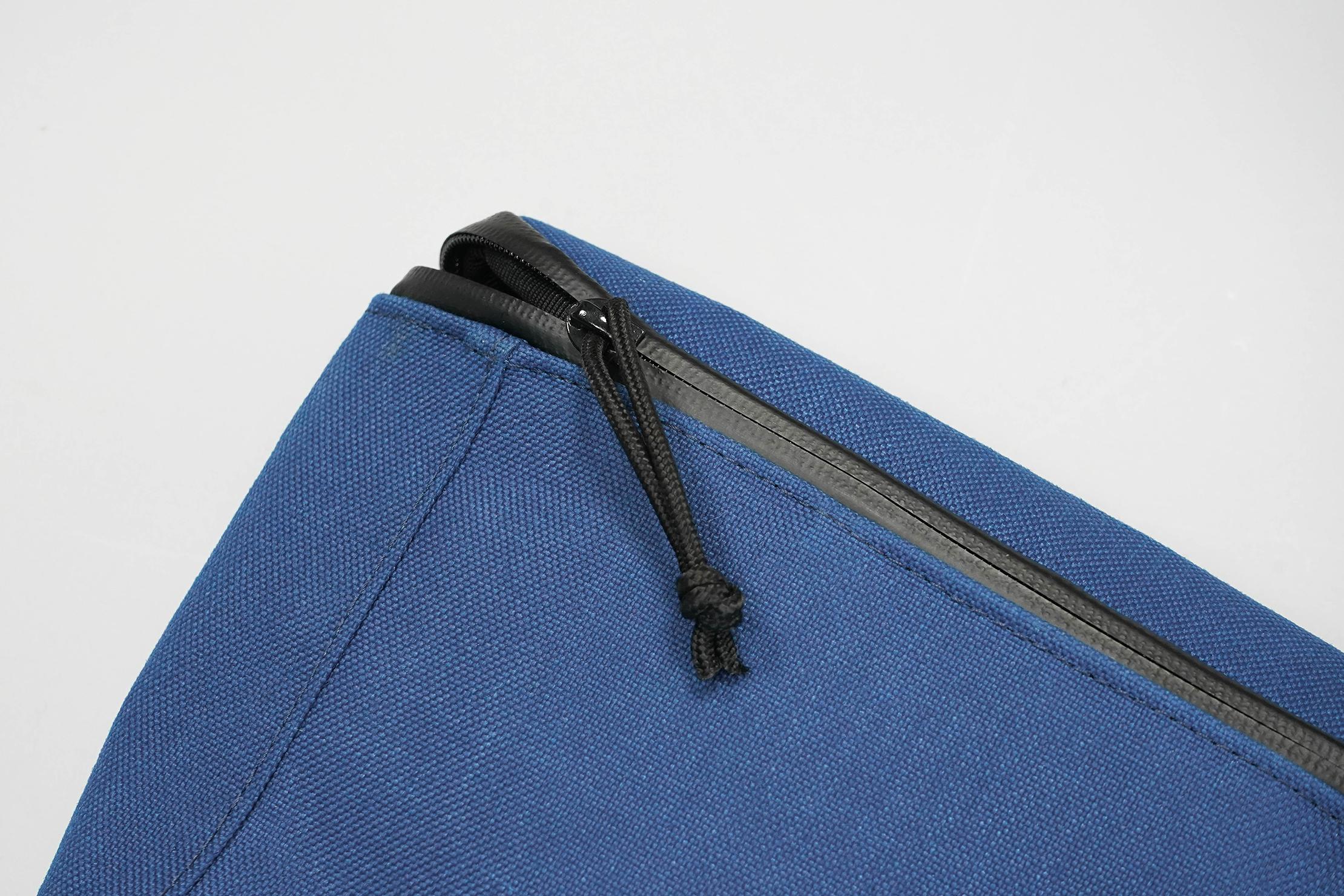 Chrome Cardiel Shank Zipper