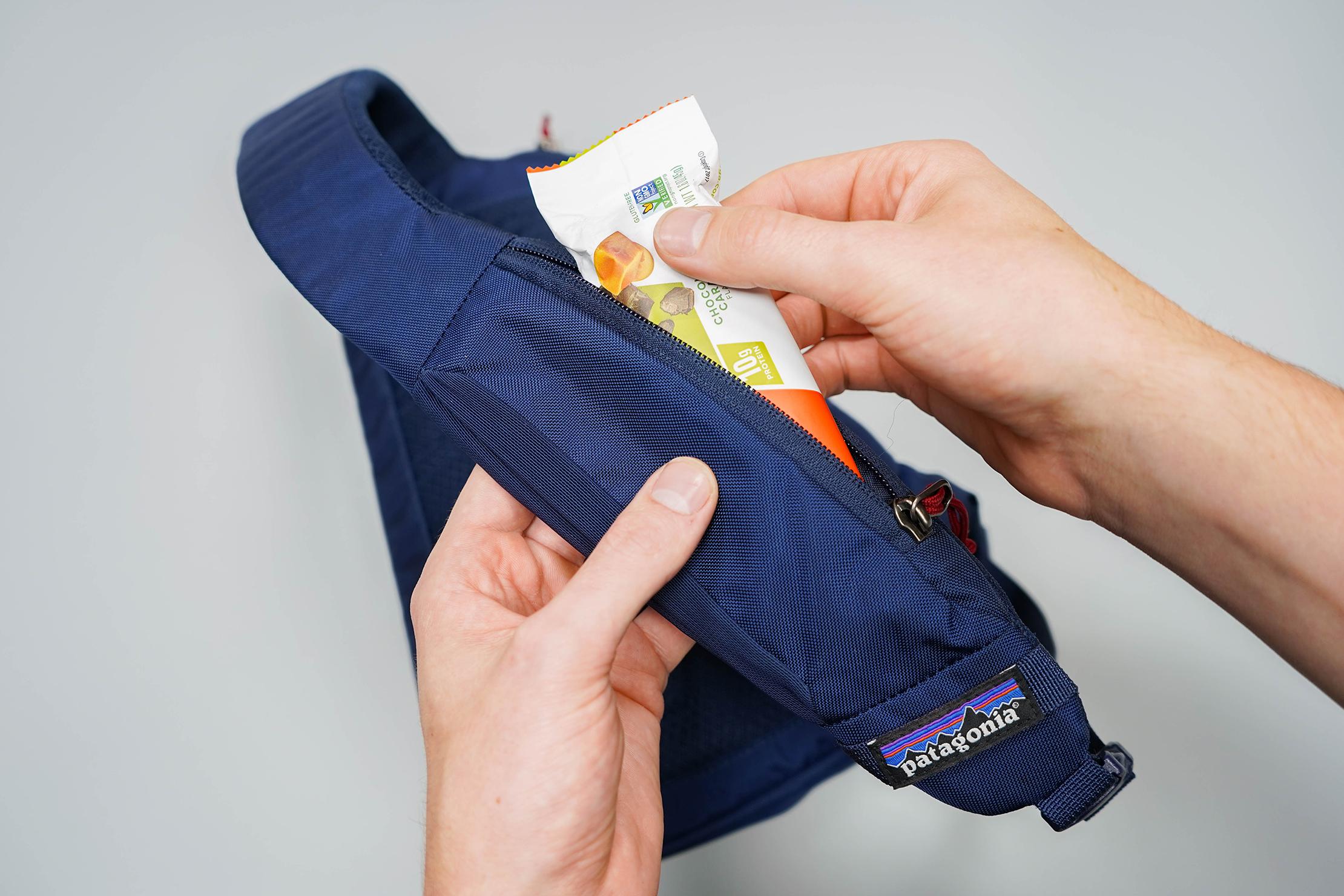 Patagonia Atom Sling Strap Pocket