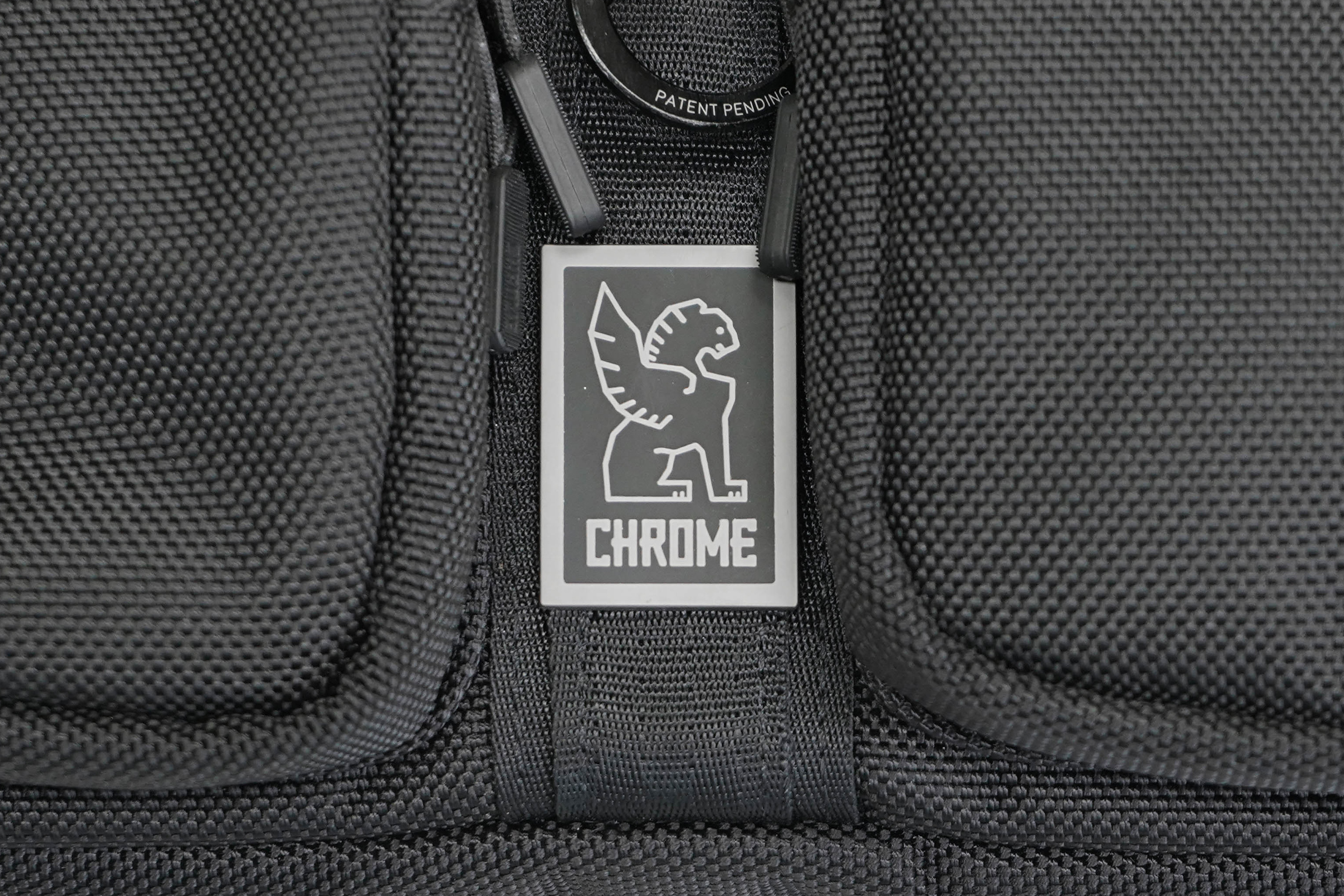 Chrome MXD Notch Sling Bag Logo