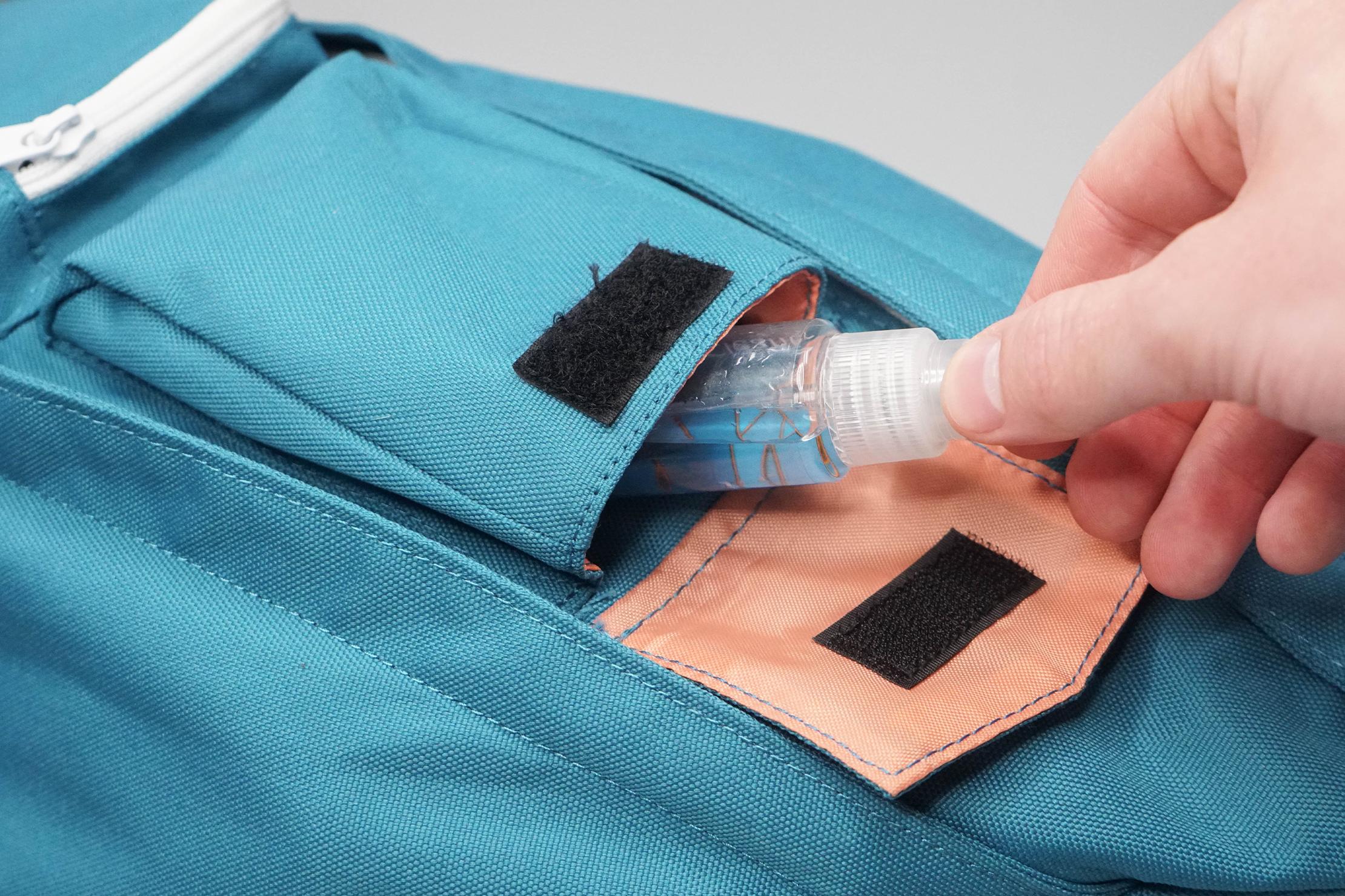 KAVU Rope Sling Front Velcro Pocket