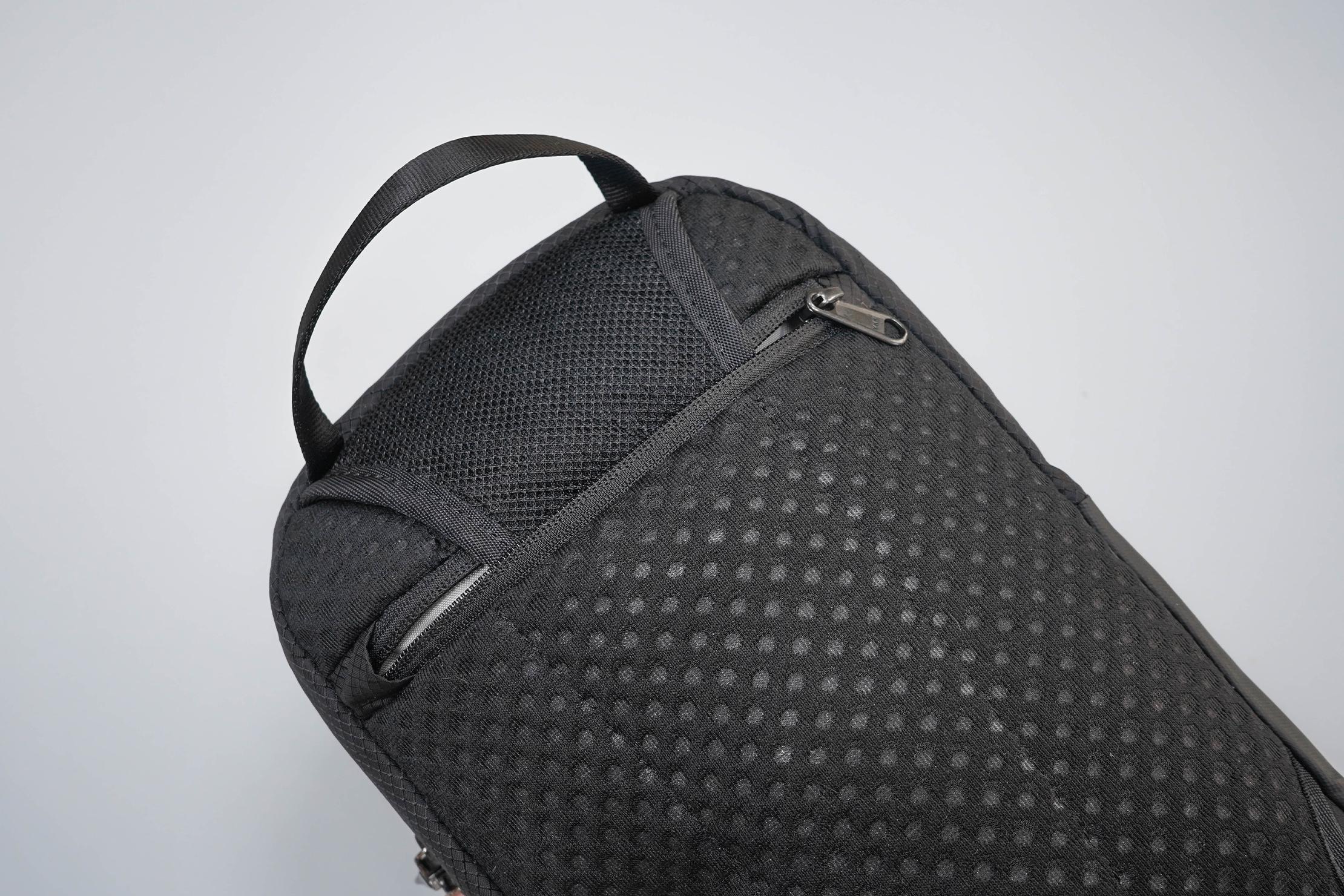 Pacsafe Venturesafe X Anti-Theft Sling Pack Back Pocket