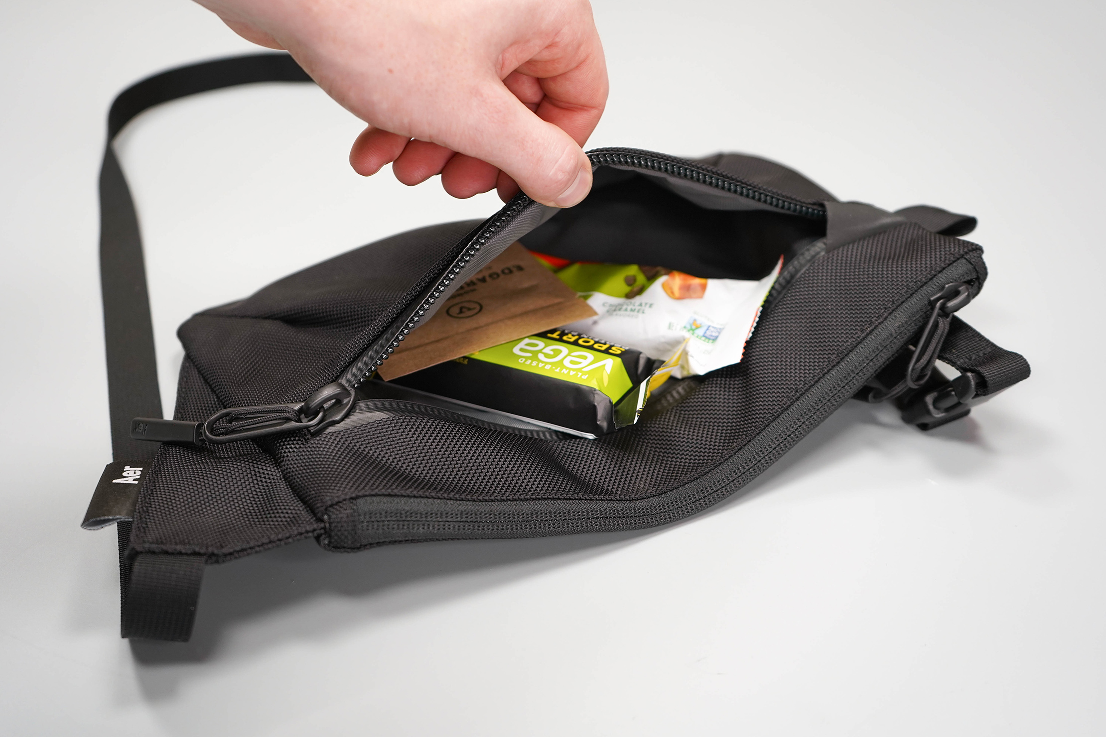 Aer Sling Pouch Snack Pocket