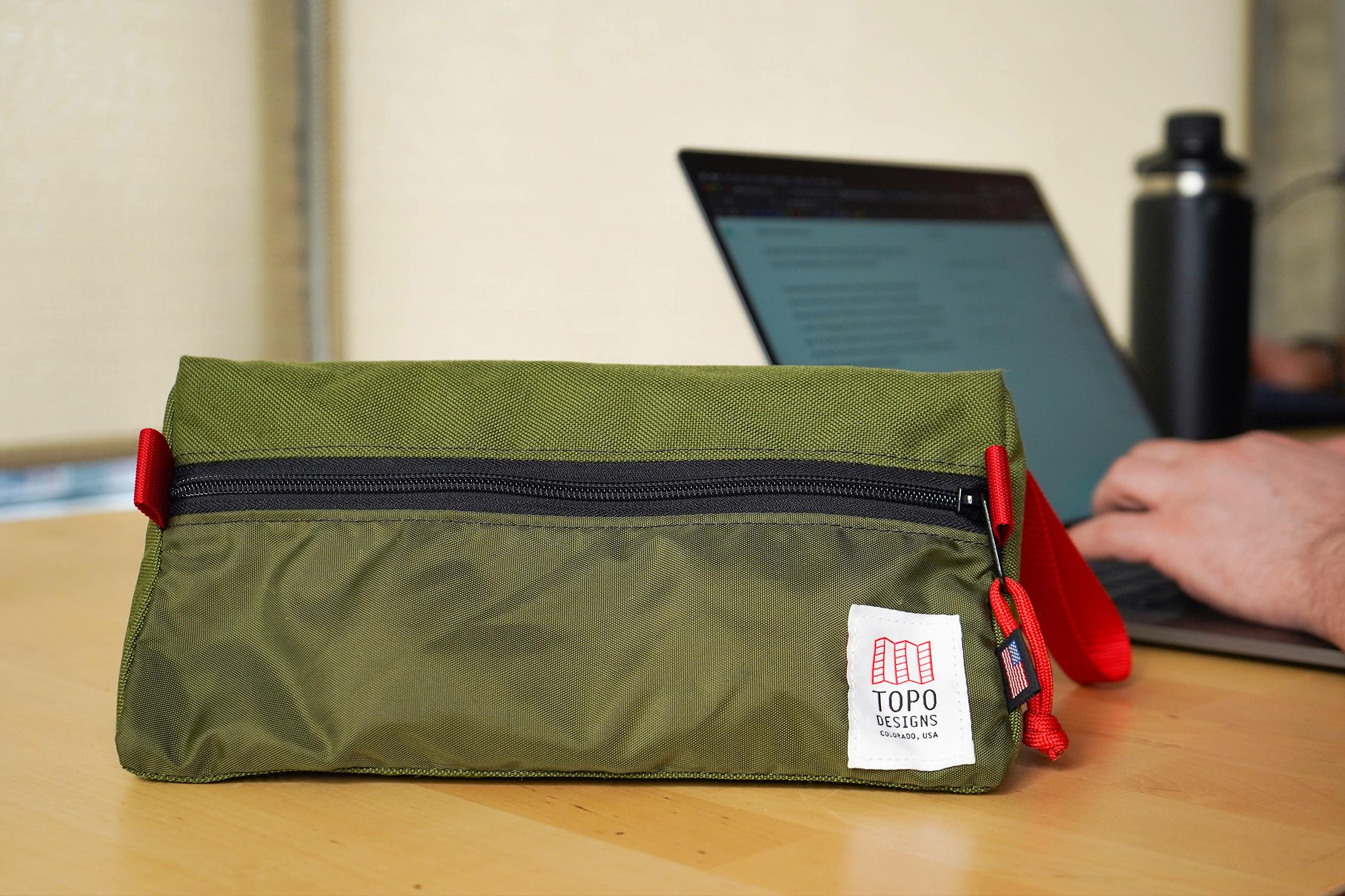 Topo Designs Dopp Kit Tech Pouch