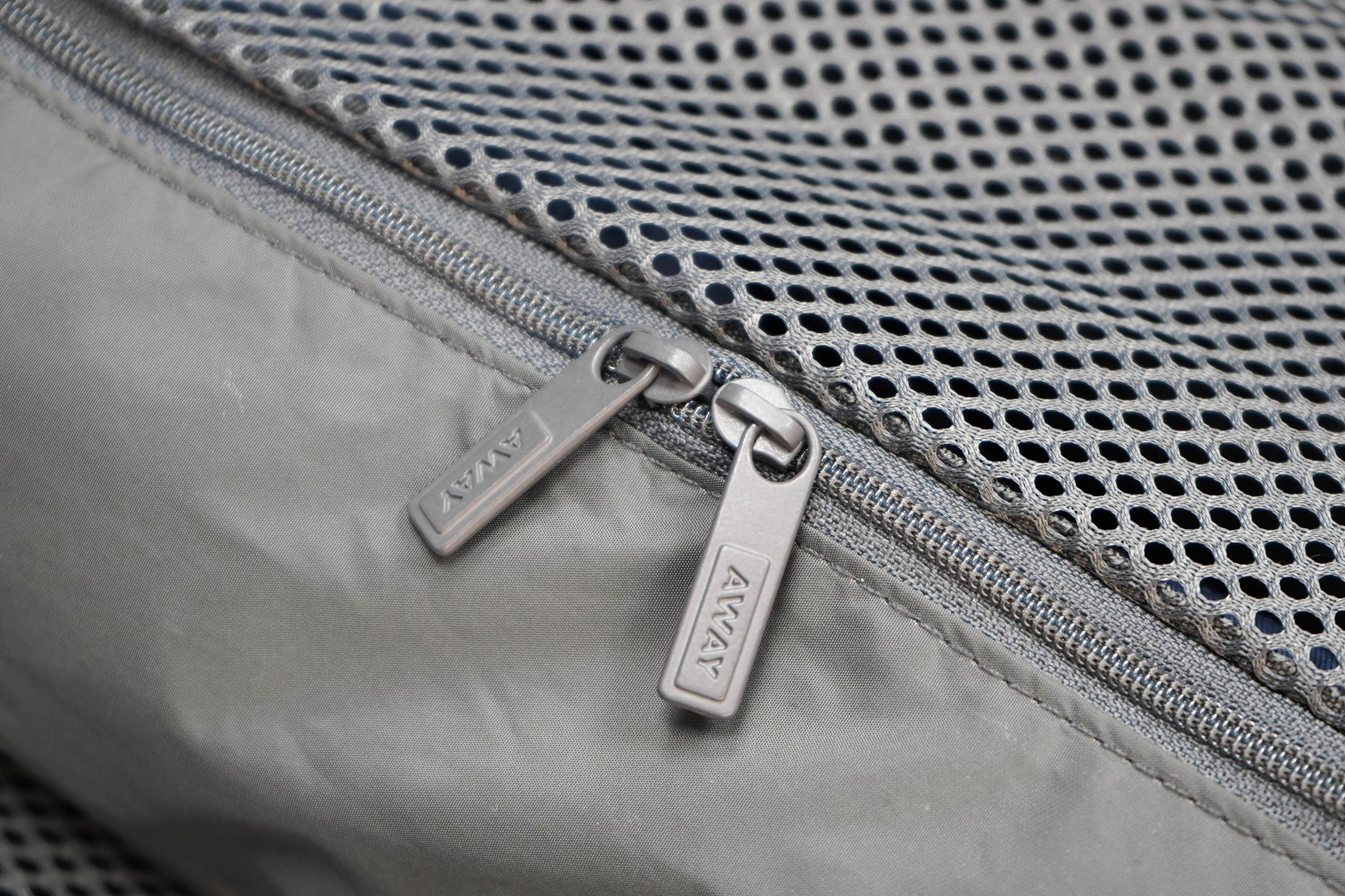 Away The Insider Packing Cubes Zipper