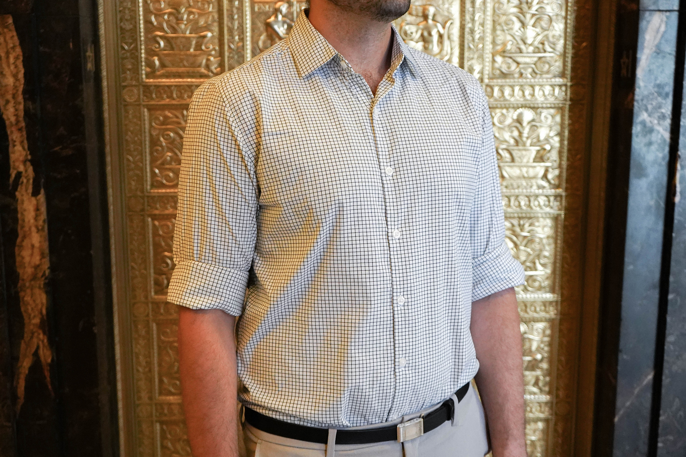 Ministry Of Supply Aero Dress Shirt In Detroit