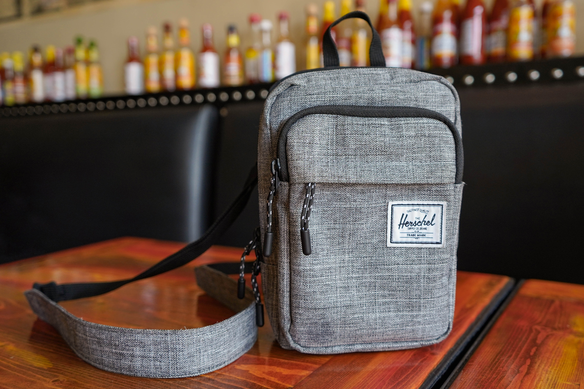 Herschel Supply Co. Form Crossbody Large Solo
