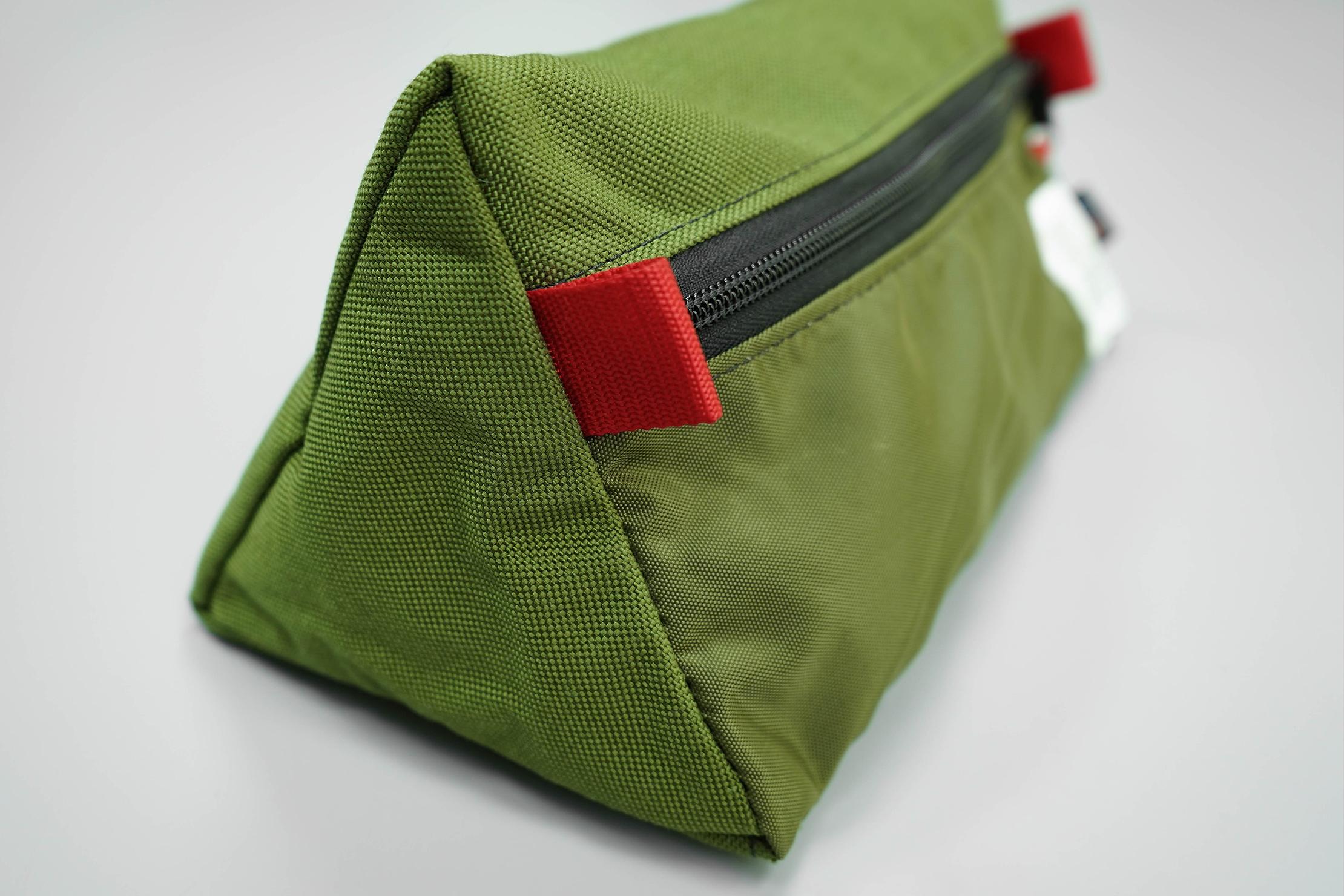Topo Designs Dopp Kit Pull Tab