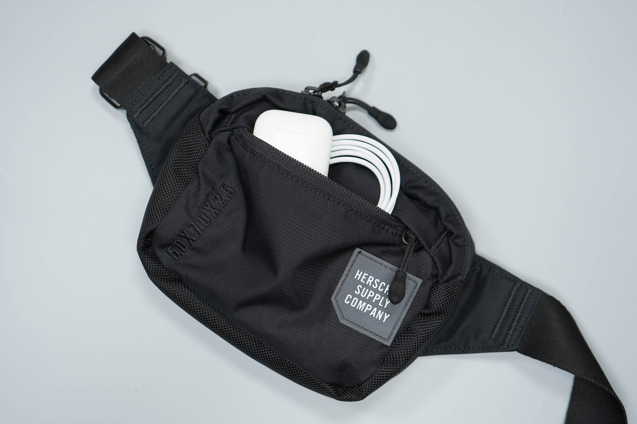 Herschel Supply Co Tour Hip Pack Small Front Pocket
