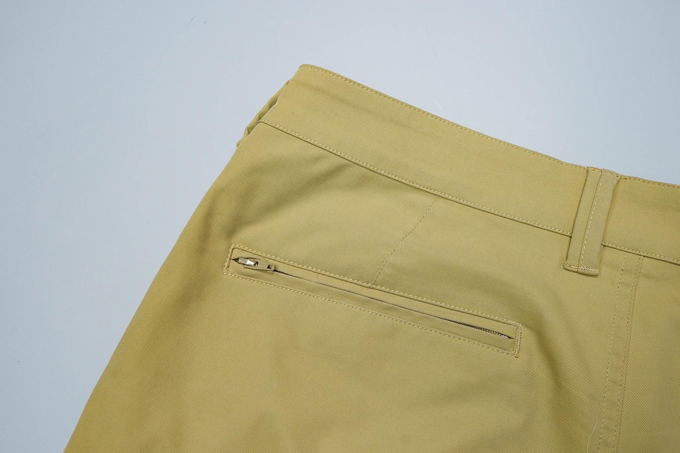 Bluffworks Ascender Chino Back Zipper Pocket