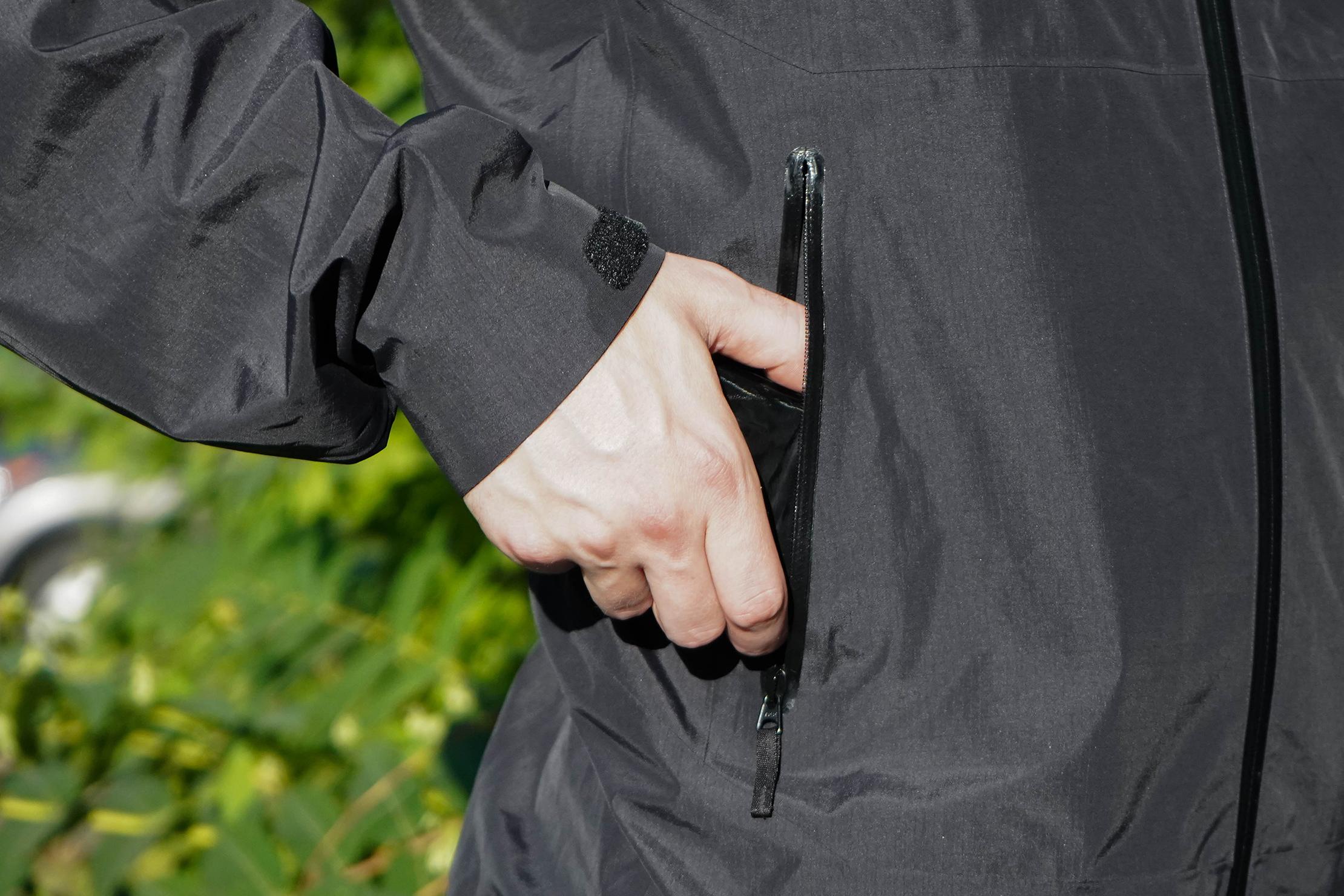 Arc'teryx Zeta SL Jacket Pocket