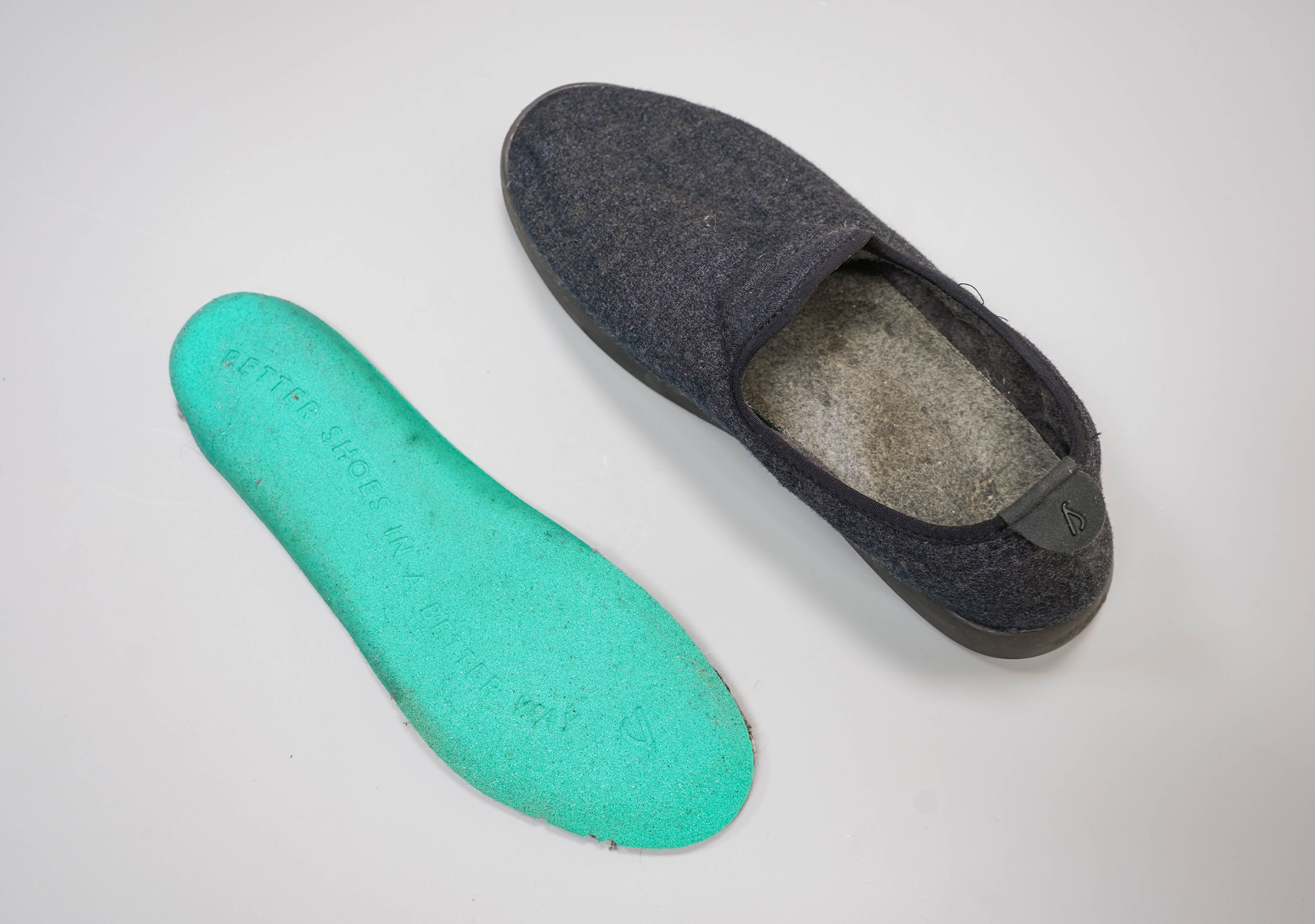 Allbirds Wool Loungers Insole