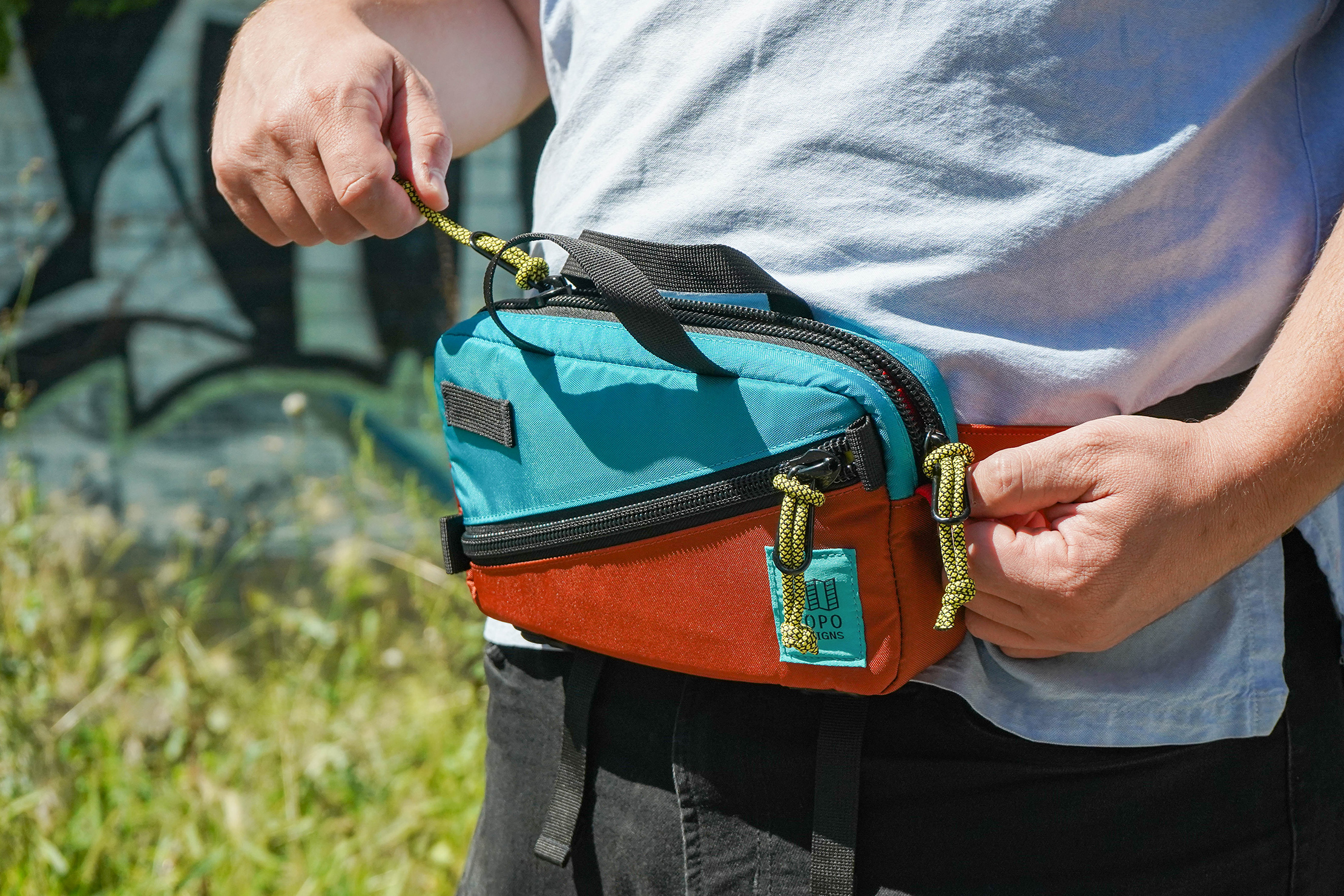 Topo Designs Mini Quick Pack In Detroit