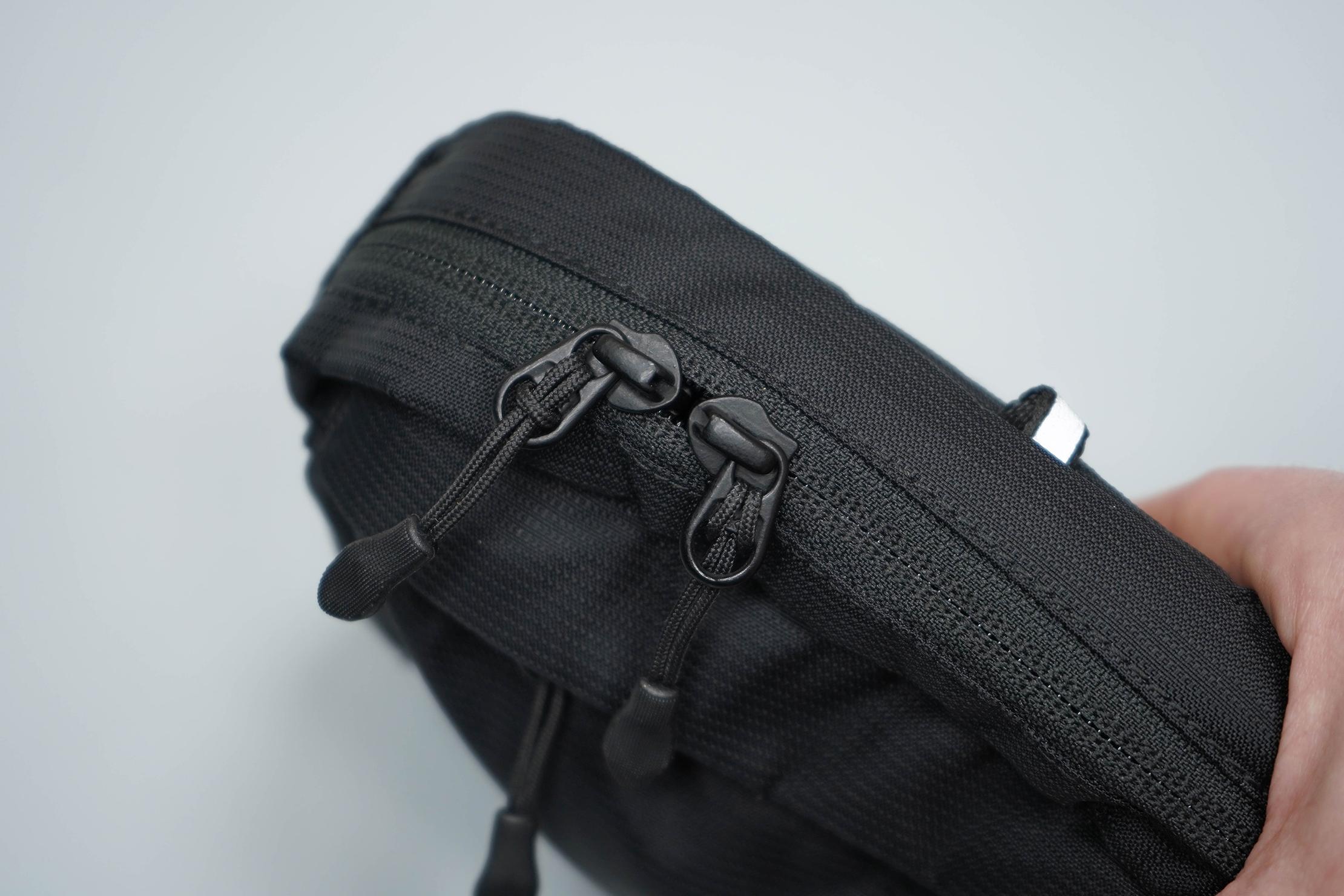 Herschel Supply Co Tour Hip Pack Small Zippers