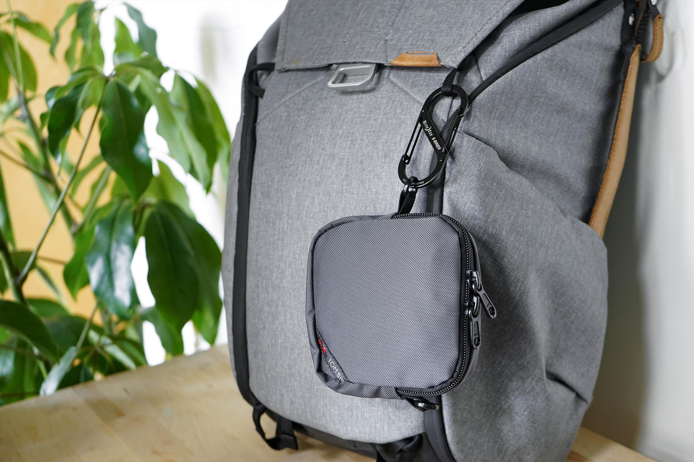 Tom Bihn Cubelet On Bag