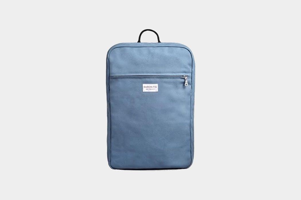 Baron Fig Canvas Slimline Backpack