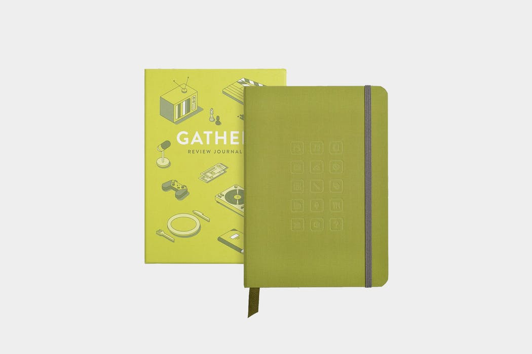 Baron Fig Gather Review Journal