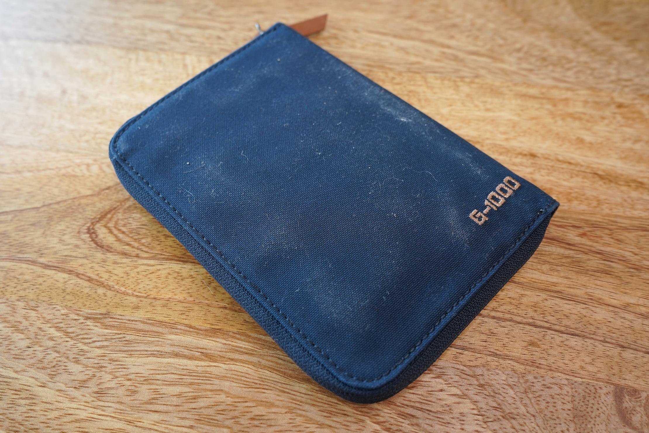 Fjallraven Passport Wallet Dust