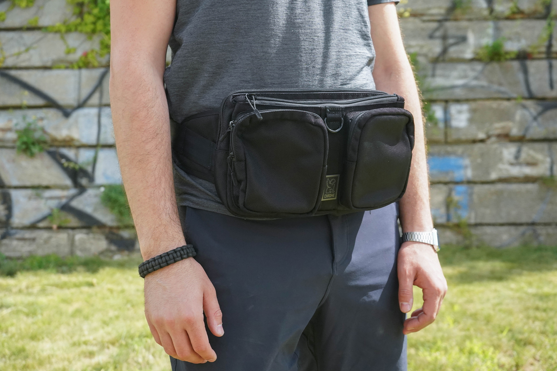 Chrome MXD Notch Sling Bag Fanny Pack