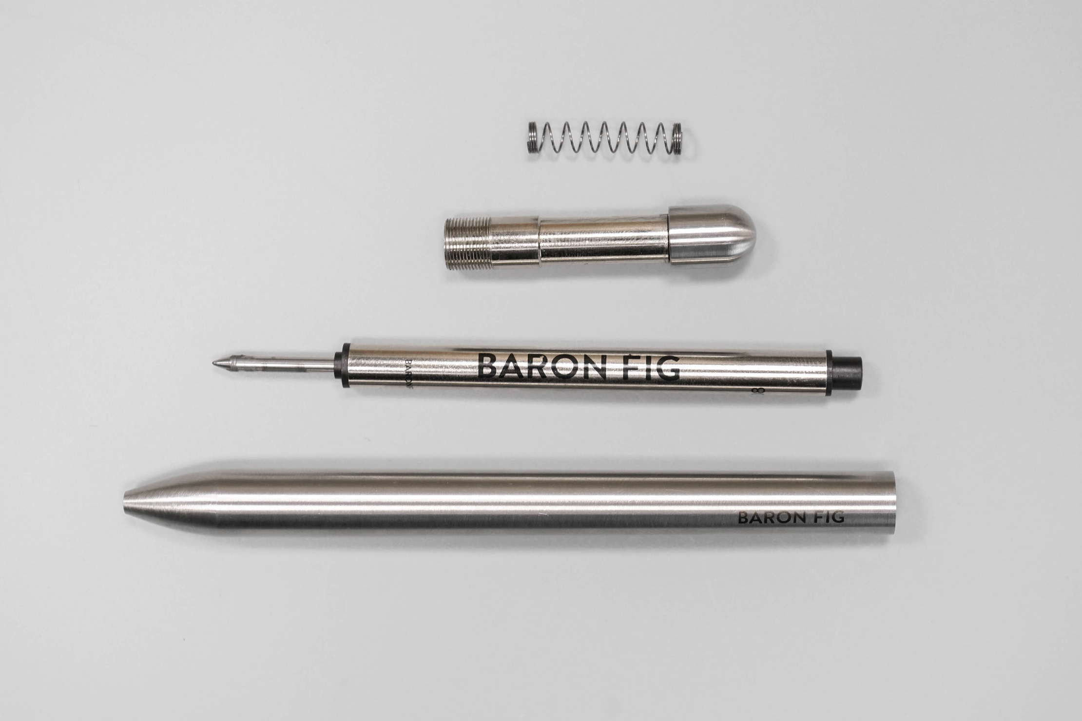 Baron Fig Squire Pen Assembly