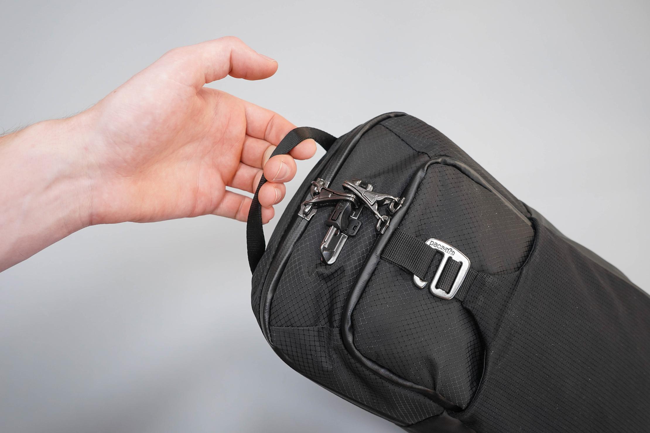 Pacsafe Venturesafe X Anti-Theft Sling Pack Top Handle