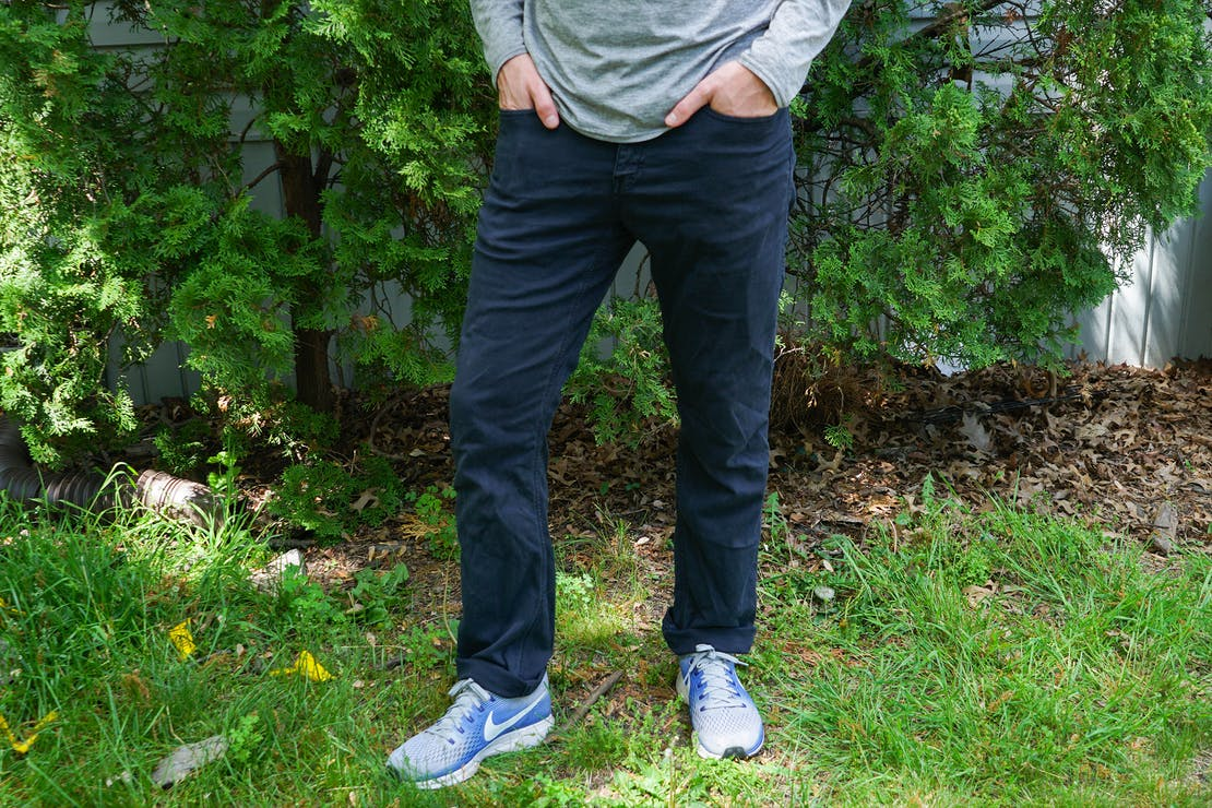 DUER Live Lite Pant in Detroit