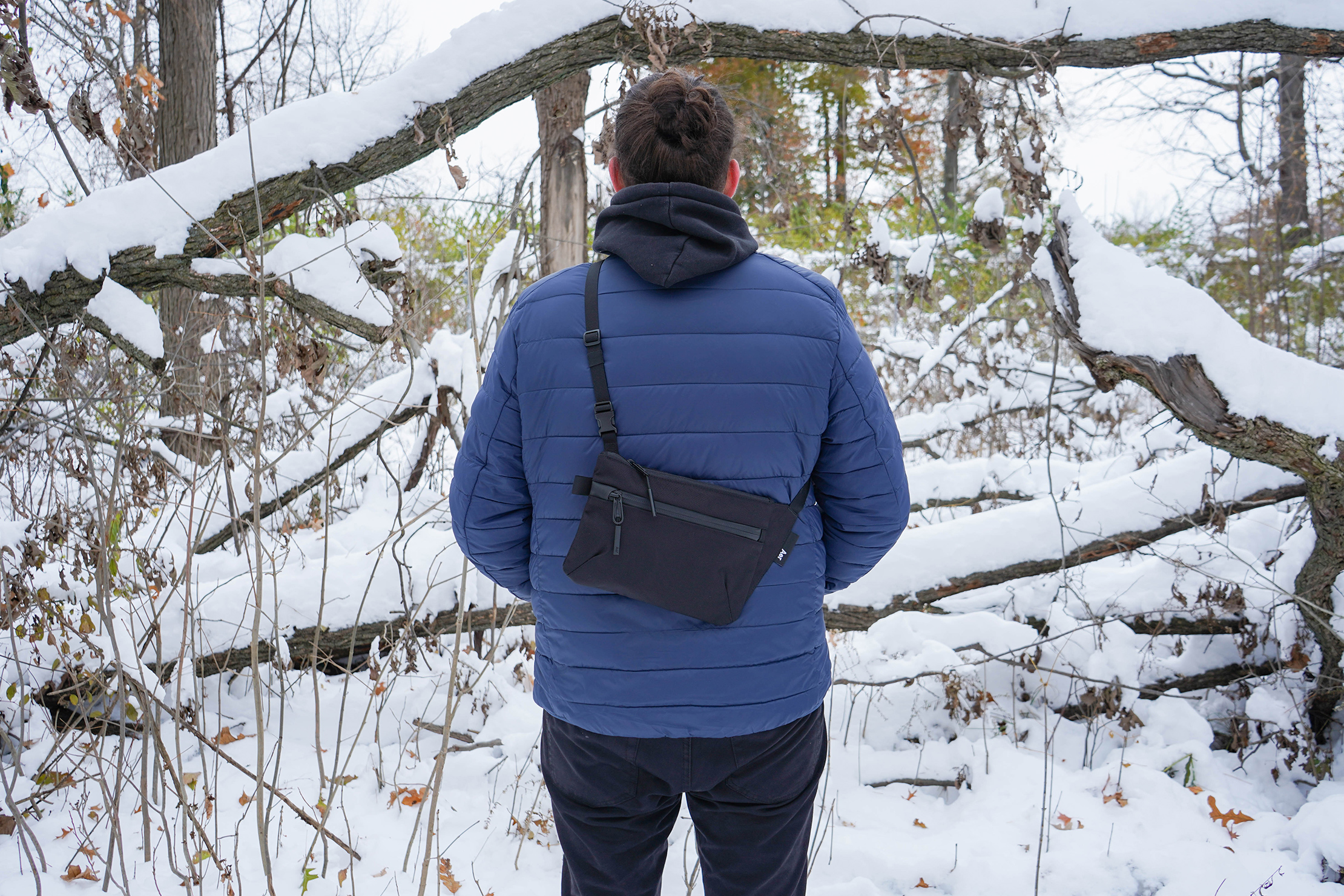 Aer Sling Pouch In Detroit