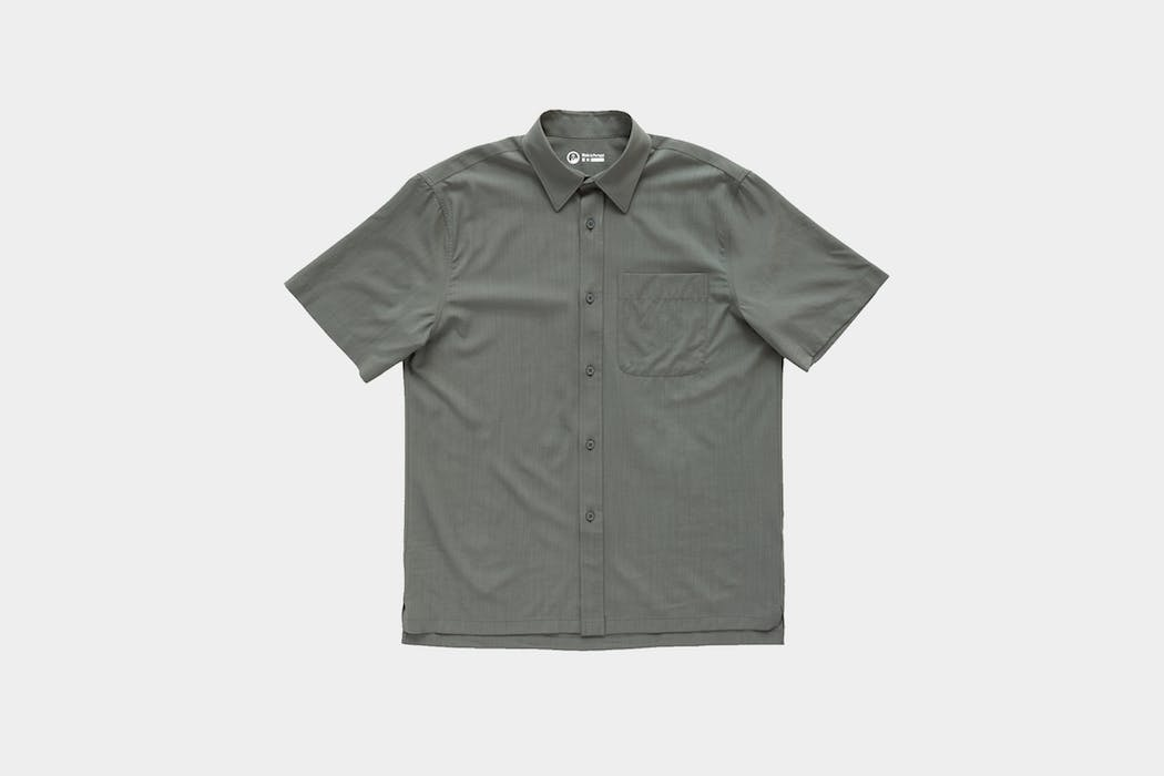 Outlier Albini Merino Broadcloth Shortsleeve