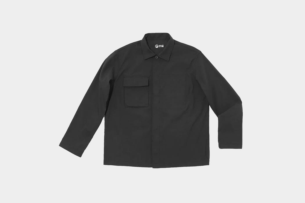 Outlier F.Cloth Hard Shirt