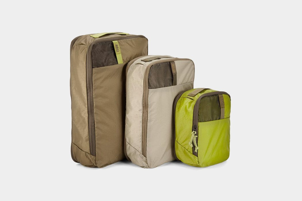 REI Expandable Packing Cube Set