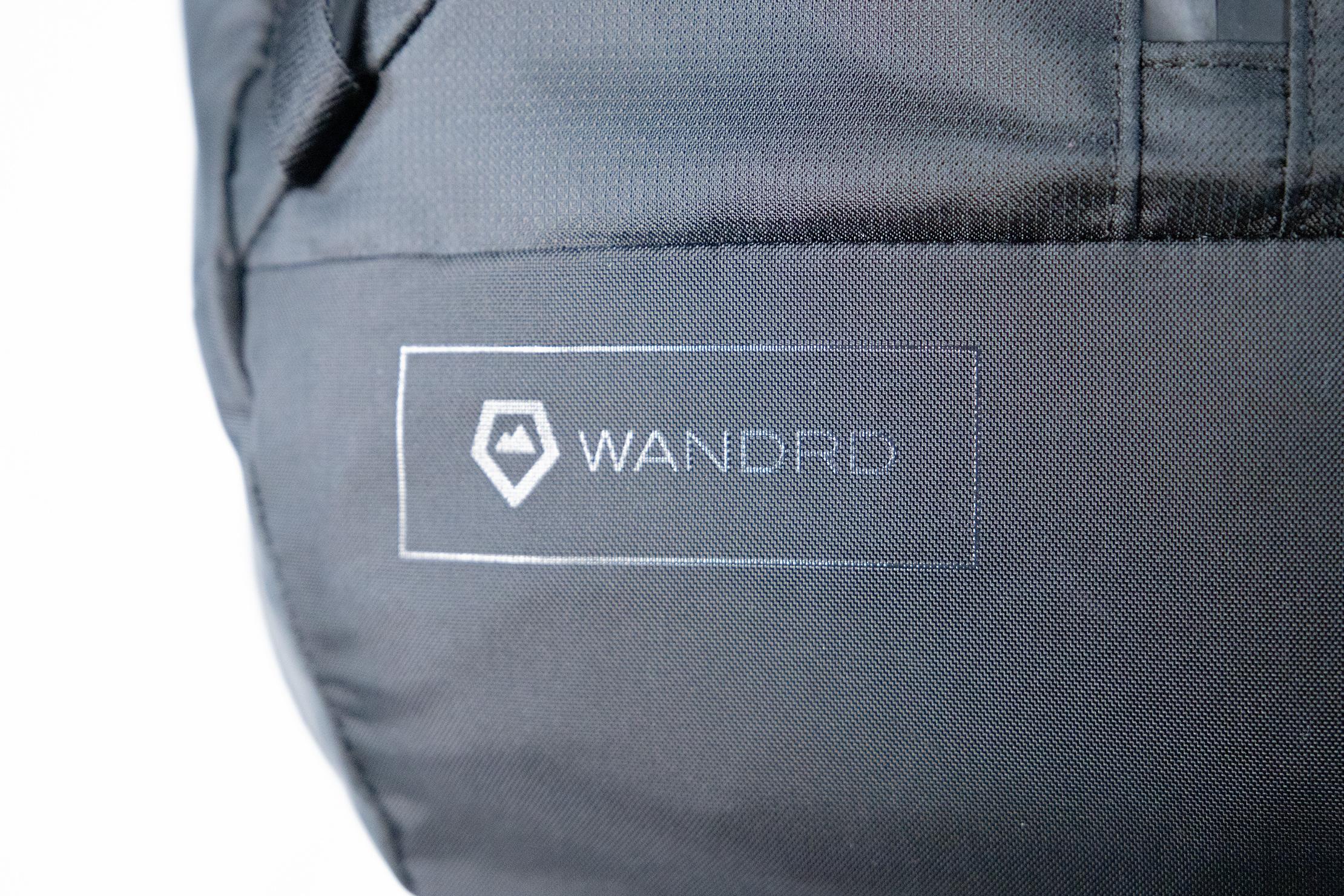 WANDRD VEER Front Logo