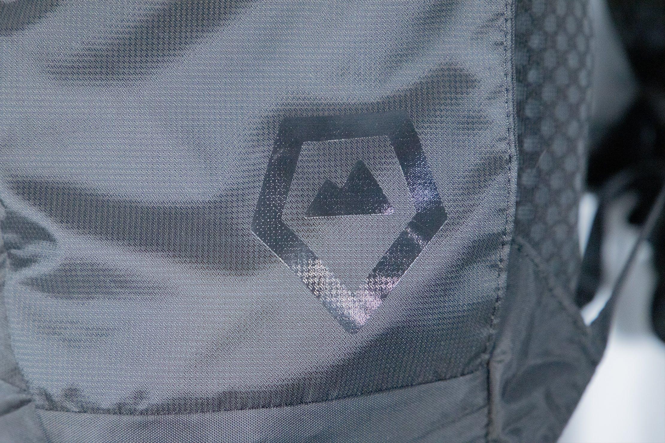 WANDRD VEER Side Emblem