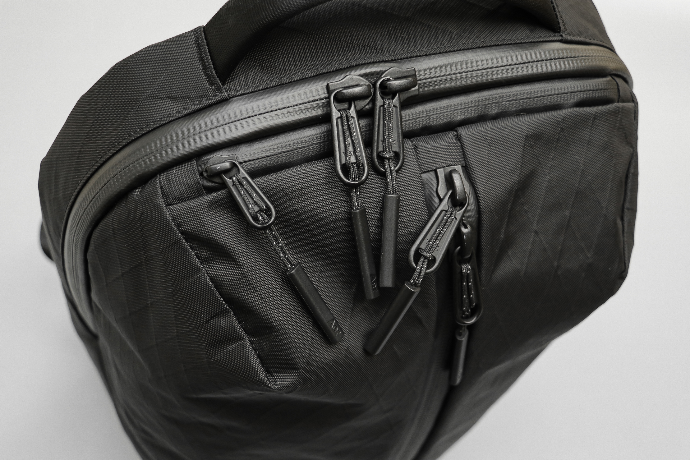 Aer Fit Pack 2 Clunky Zippers Can Get In The Way