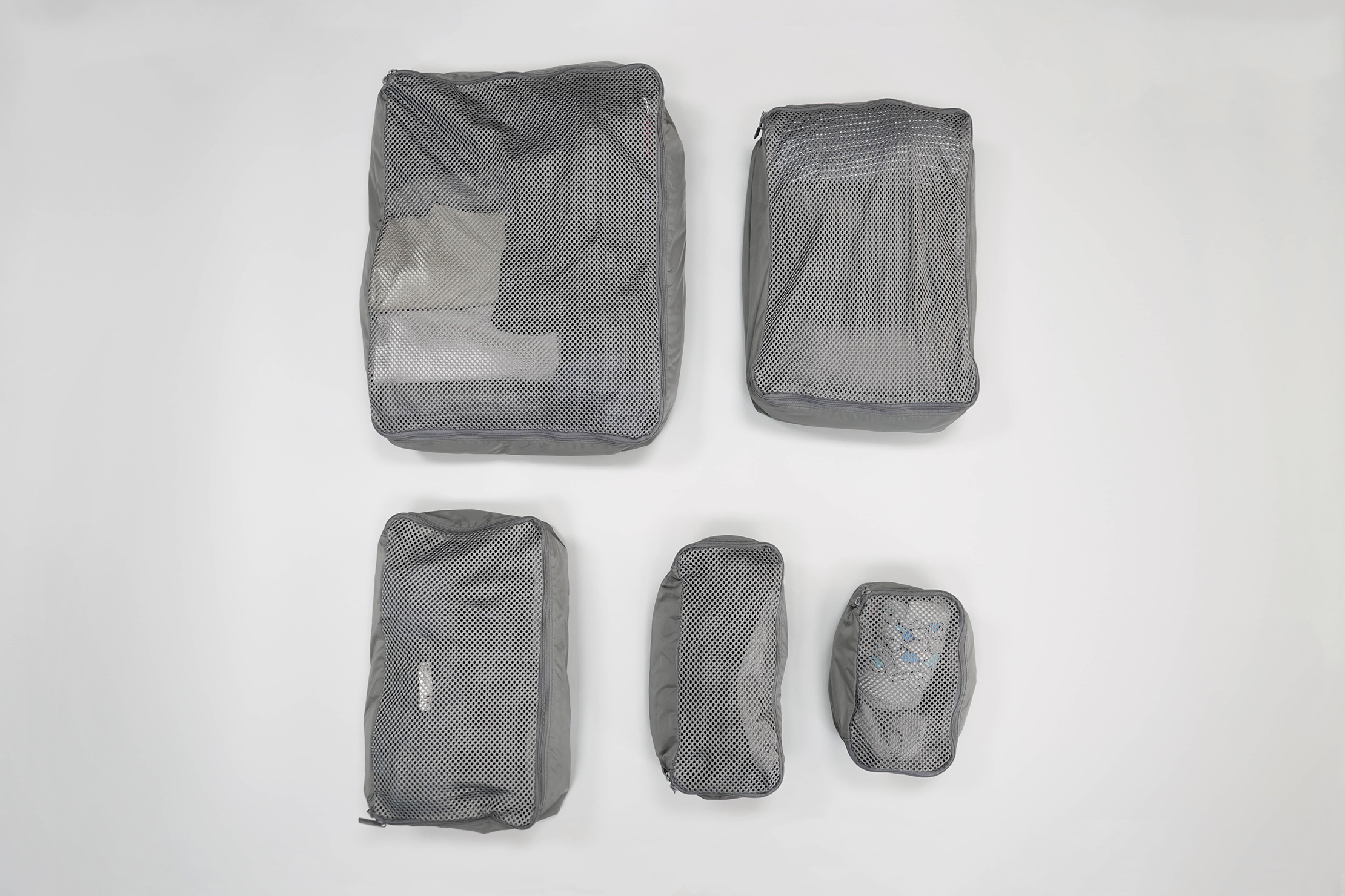 Away The Insider Packing Cubes Different Sizes