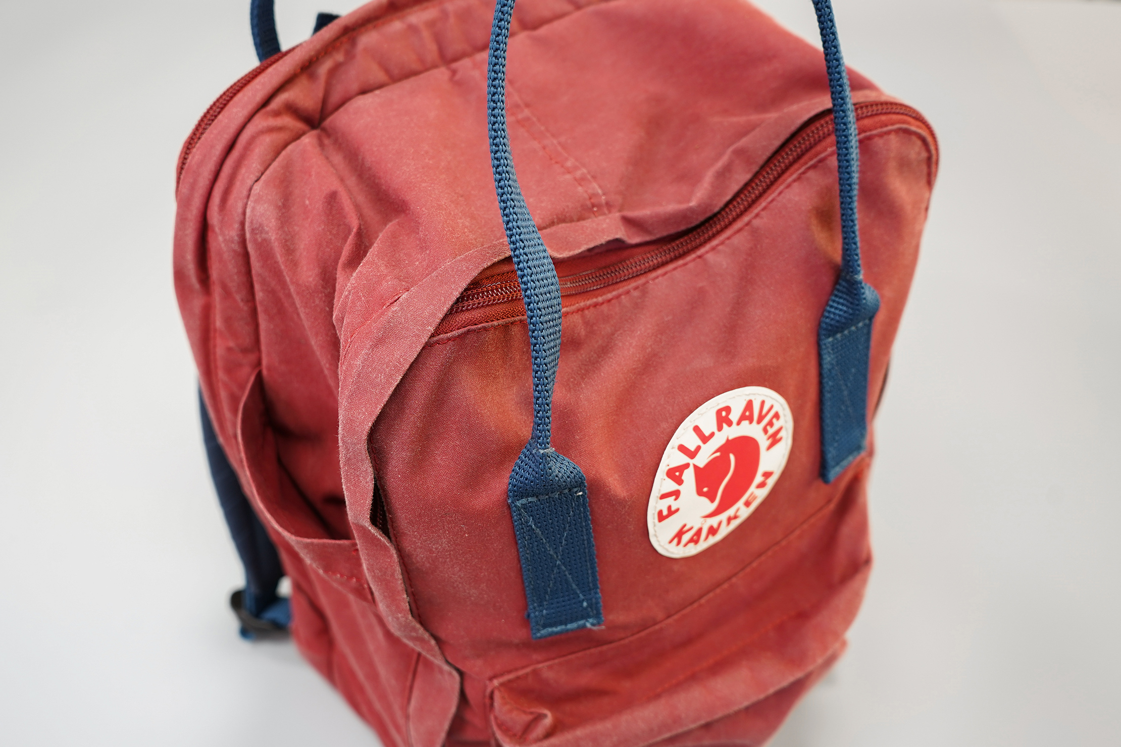 "Fjallraven Kanken 13"" Laptop Backpack Zipper Covers"