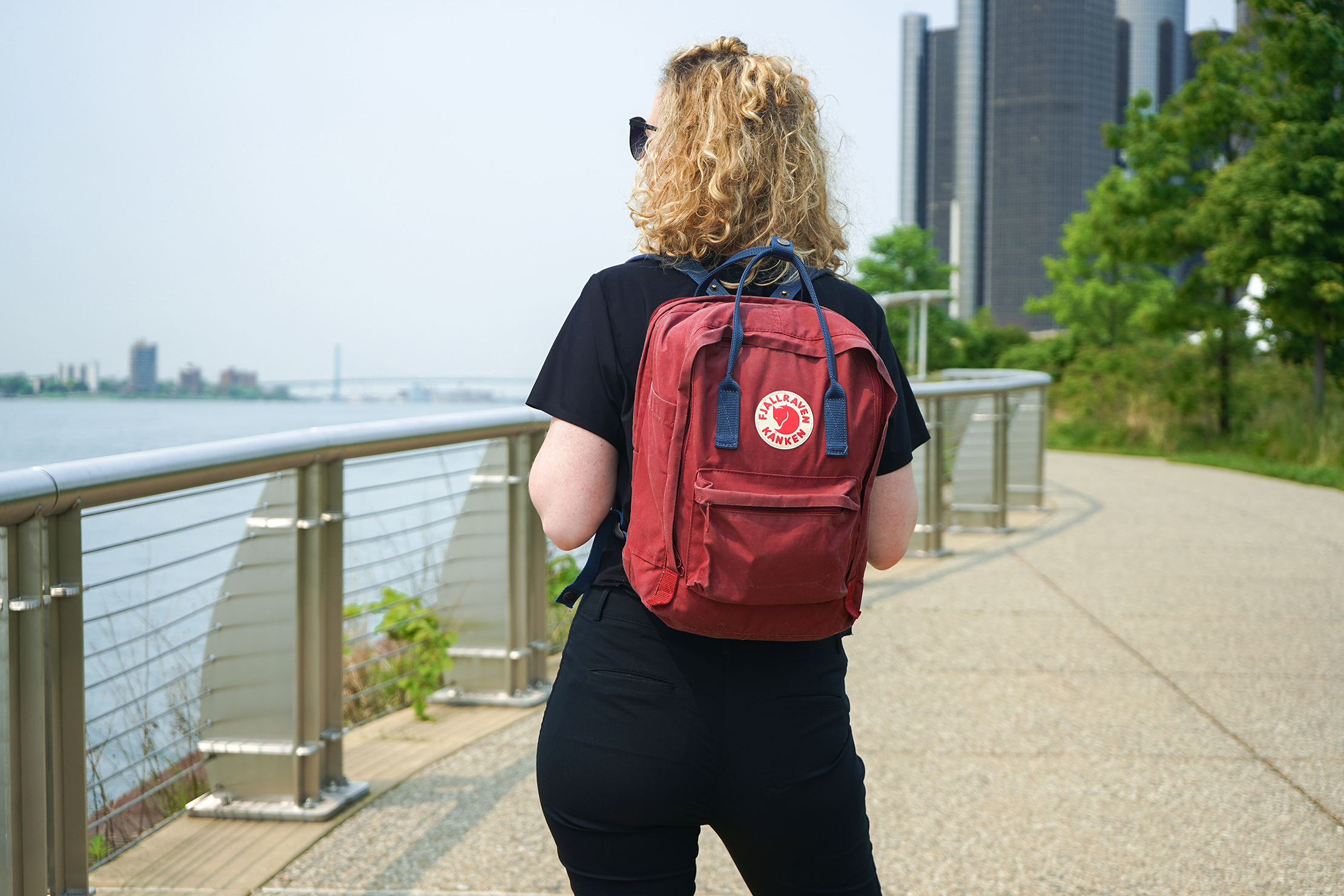 "Fjallraven Kanken 13"" Laptop Backpack In Detroit, Michigan"