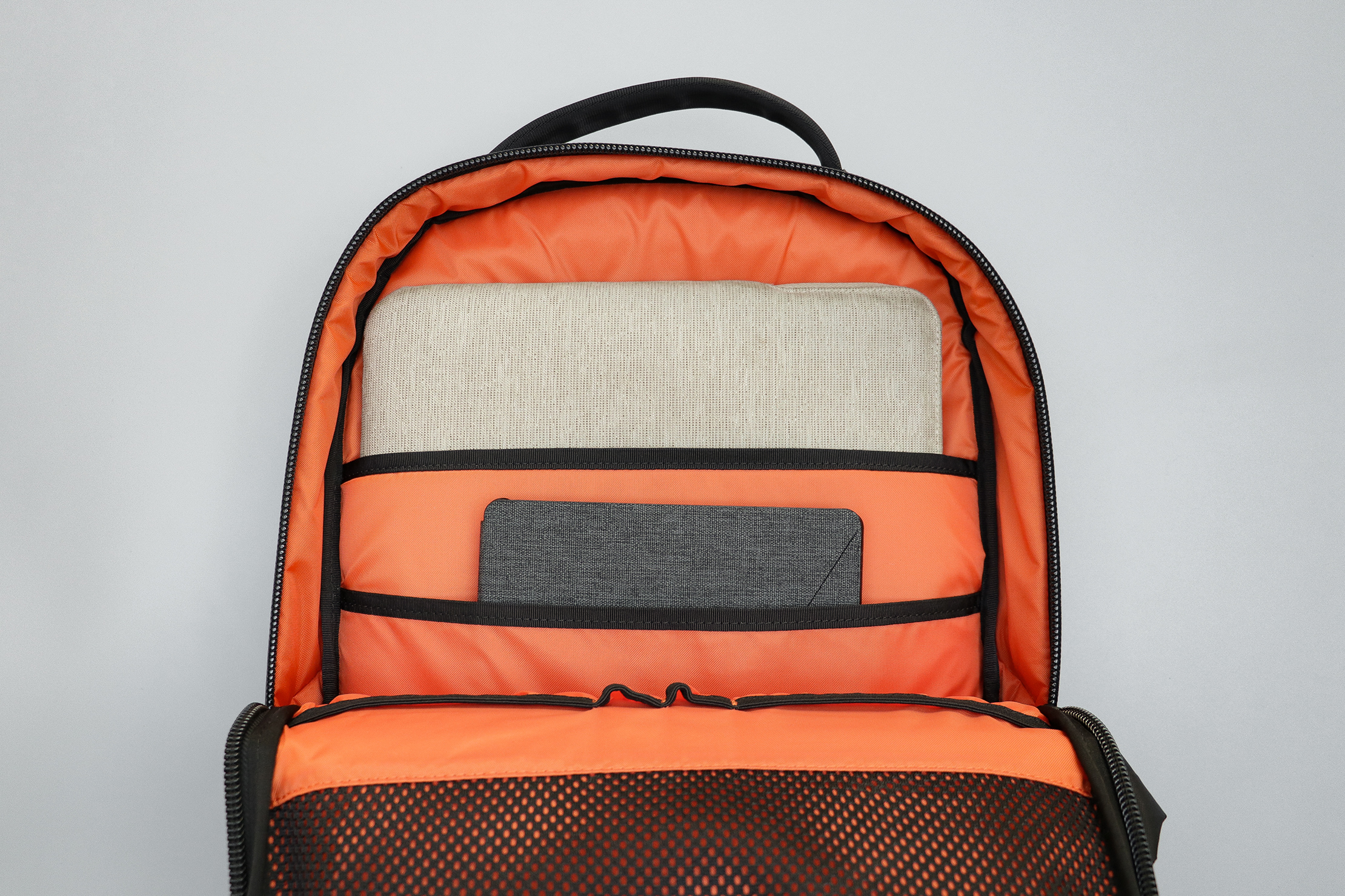 Aer Fit Pack 2 Tech Compartment With A Laptop And Tablet Inside