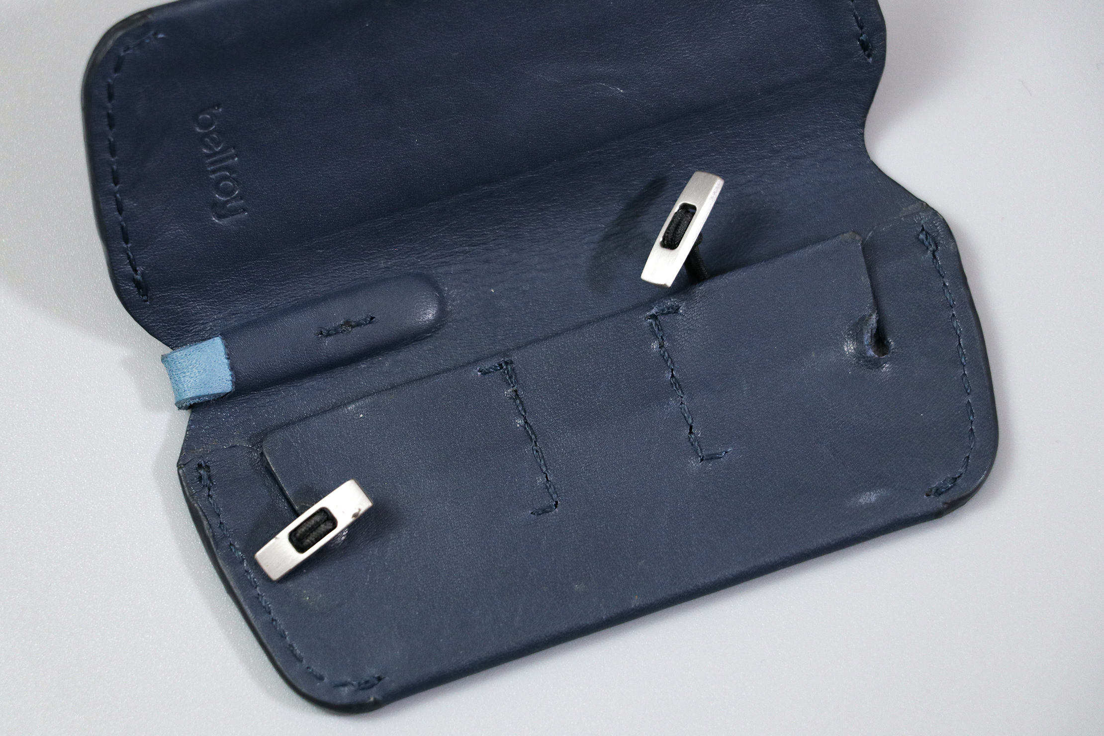 Bellroy Key Cover Plus Elasticated Key Attachment Points
