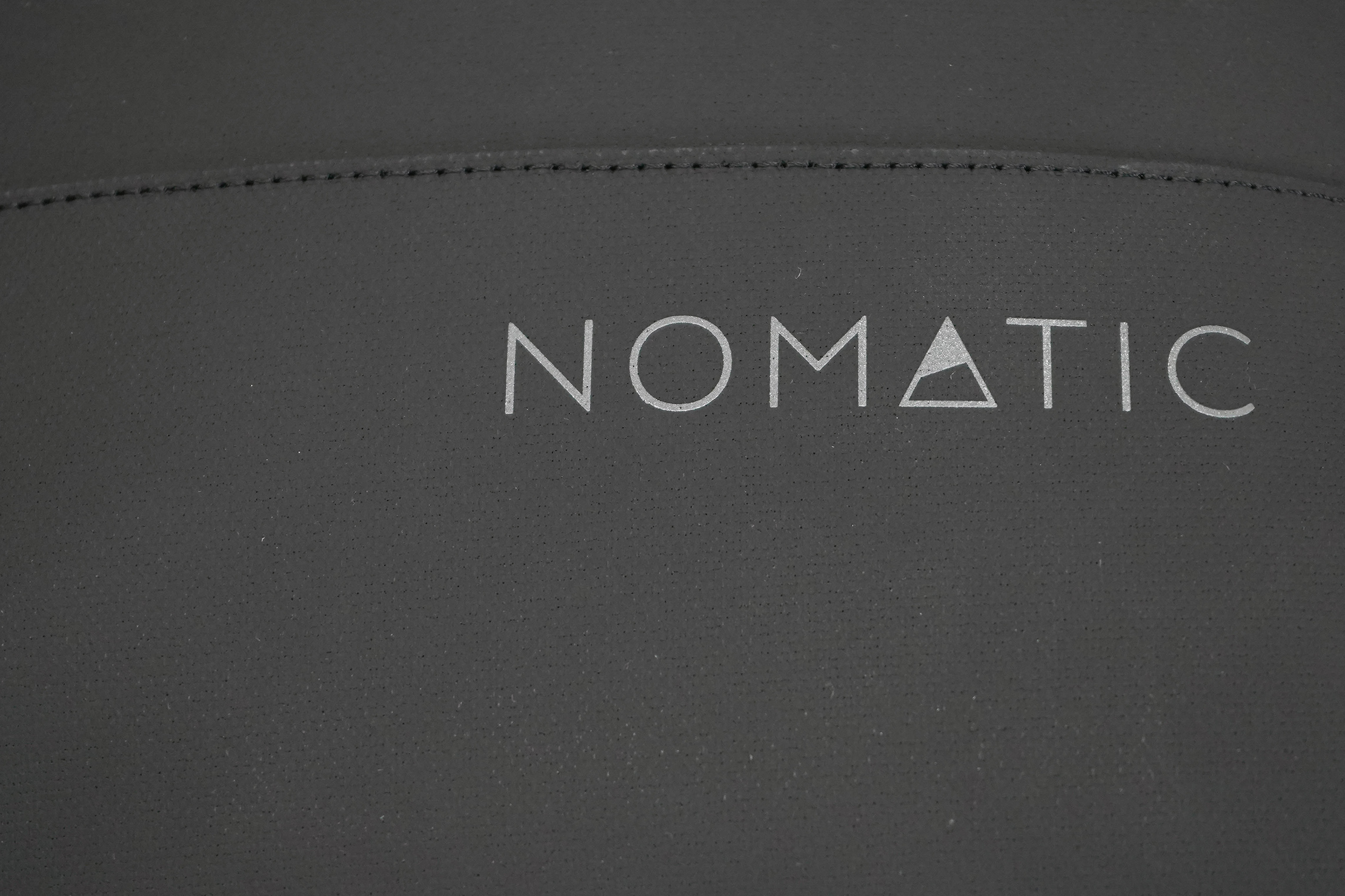 NOMATIC Travel Pack Logo