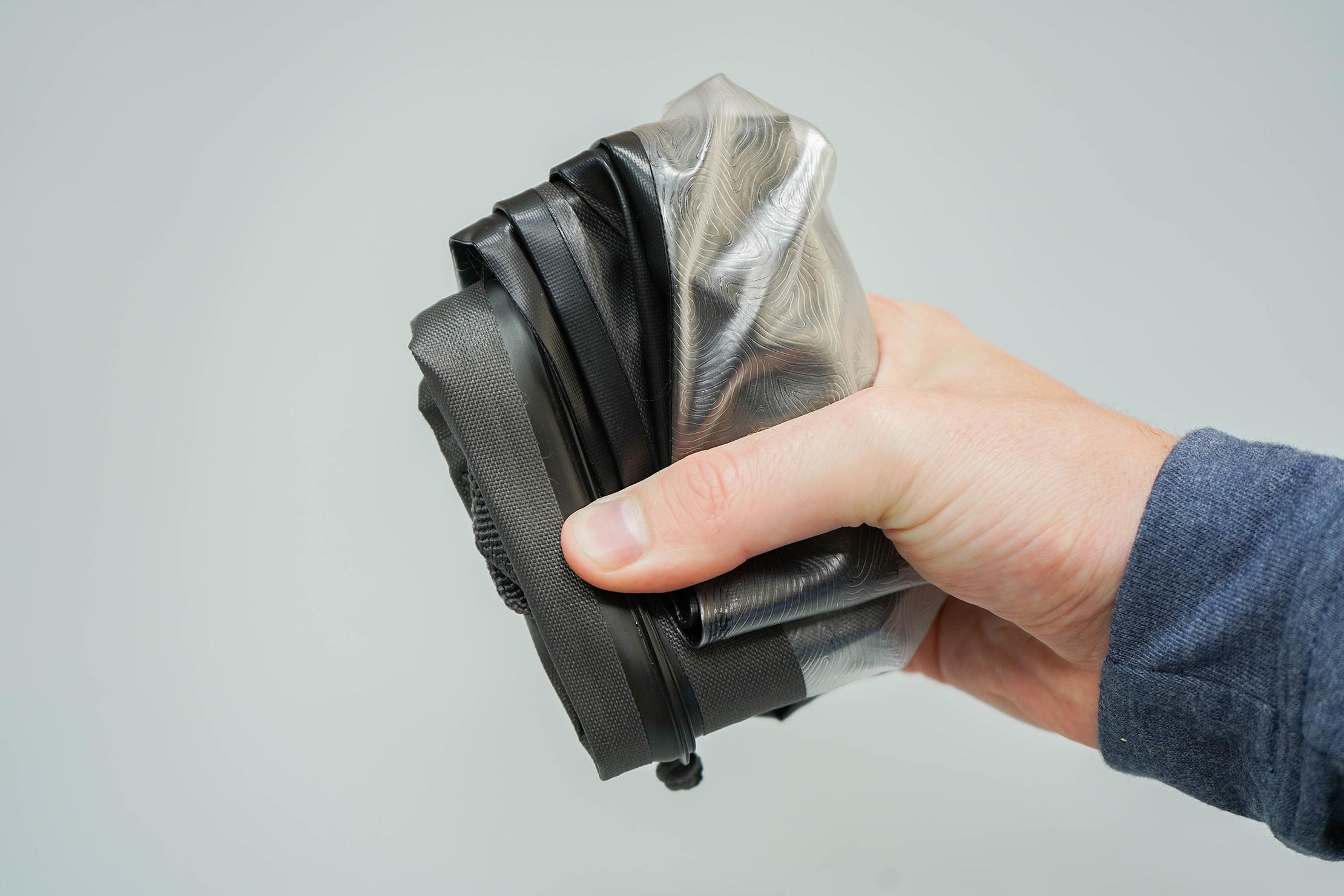 Nite Ize RunOff Waterproof Packing Cubes Compressed