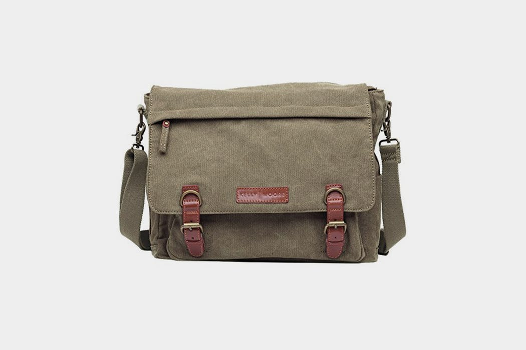 Kelly Moore The Kate Canvas Camera Bag