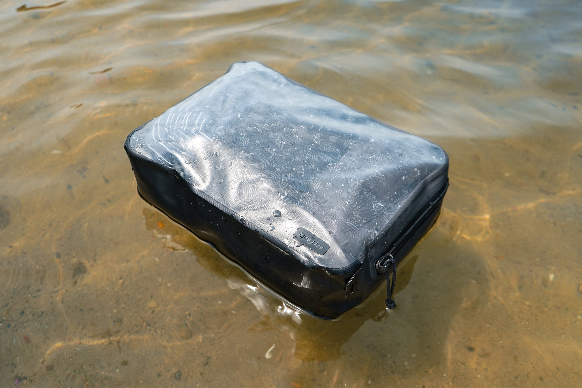 Nite Ize RunOff Waterproof Packing Cubes Floating